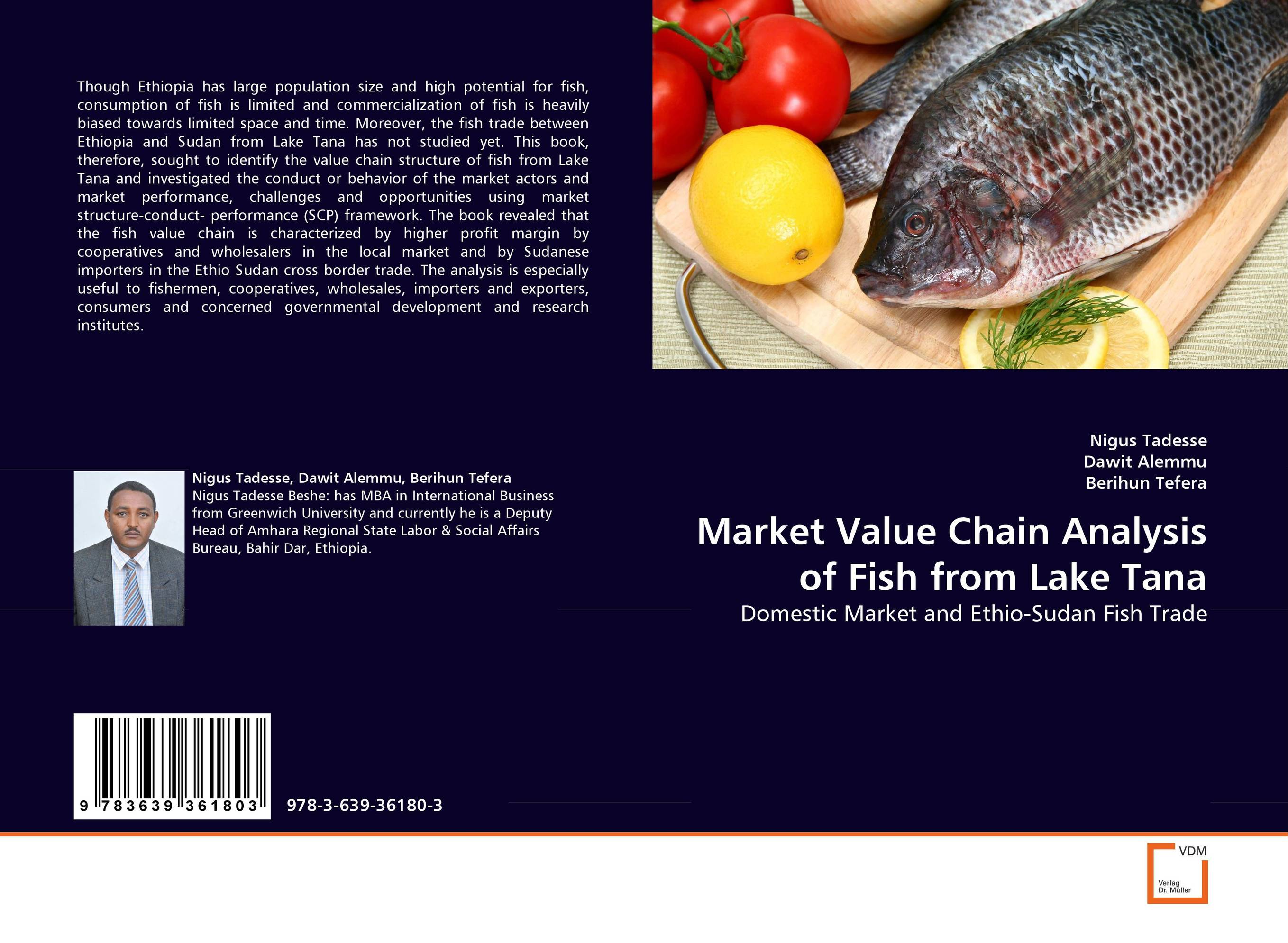 Market Value Chain Analysis of Fish from Lake Tana richard lehman far from random using investor behavior and trend analysis to forecast market movement