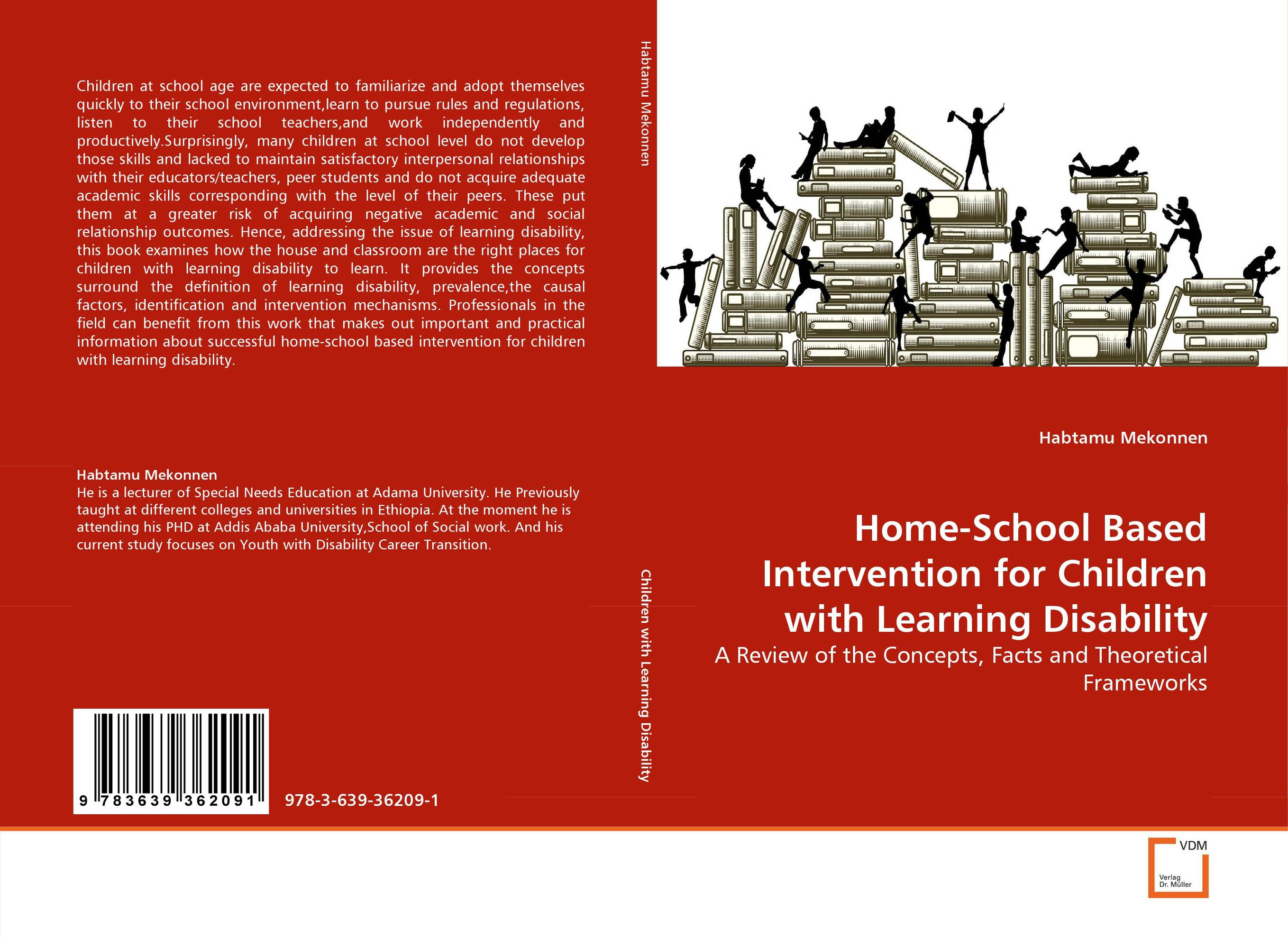 Home-School Based Intervention for Children with Learning Disability bob gates debra fearns jo welch learning disability nursing at a glance