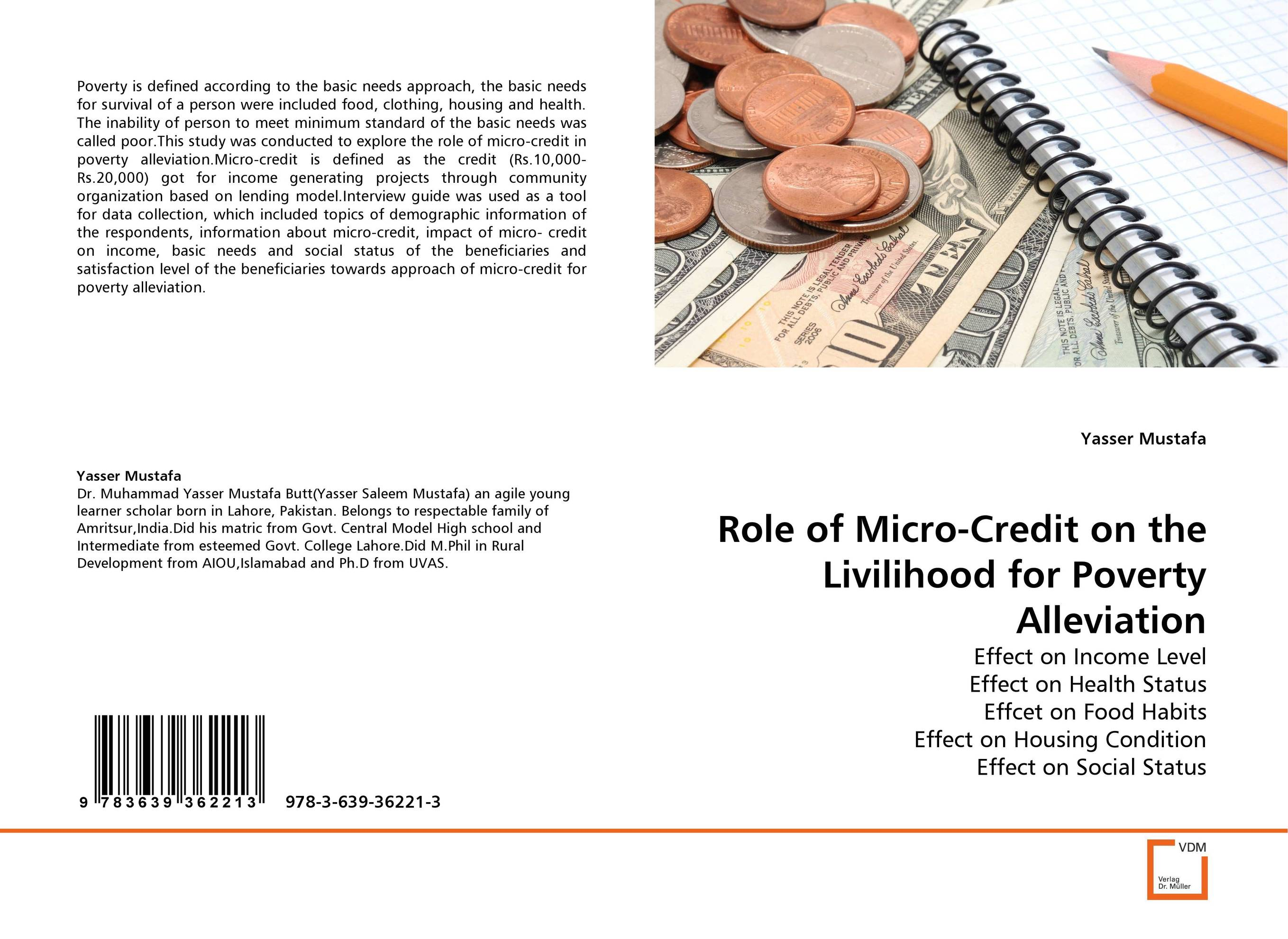 Role of Micro-Credit on the Livilihood for Poverty Alleviation srichander ramaswamy managing credit risk in corporate bond portfolios a practitioner s guide