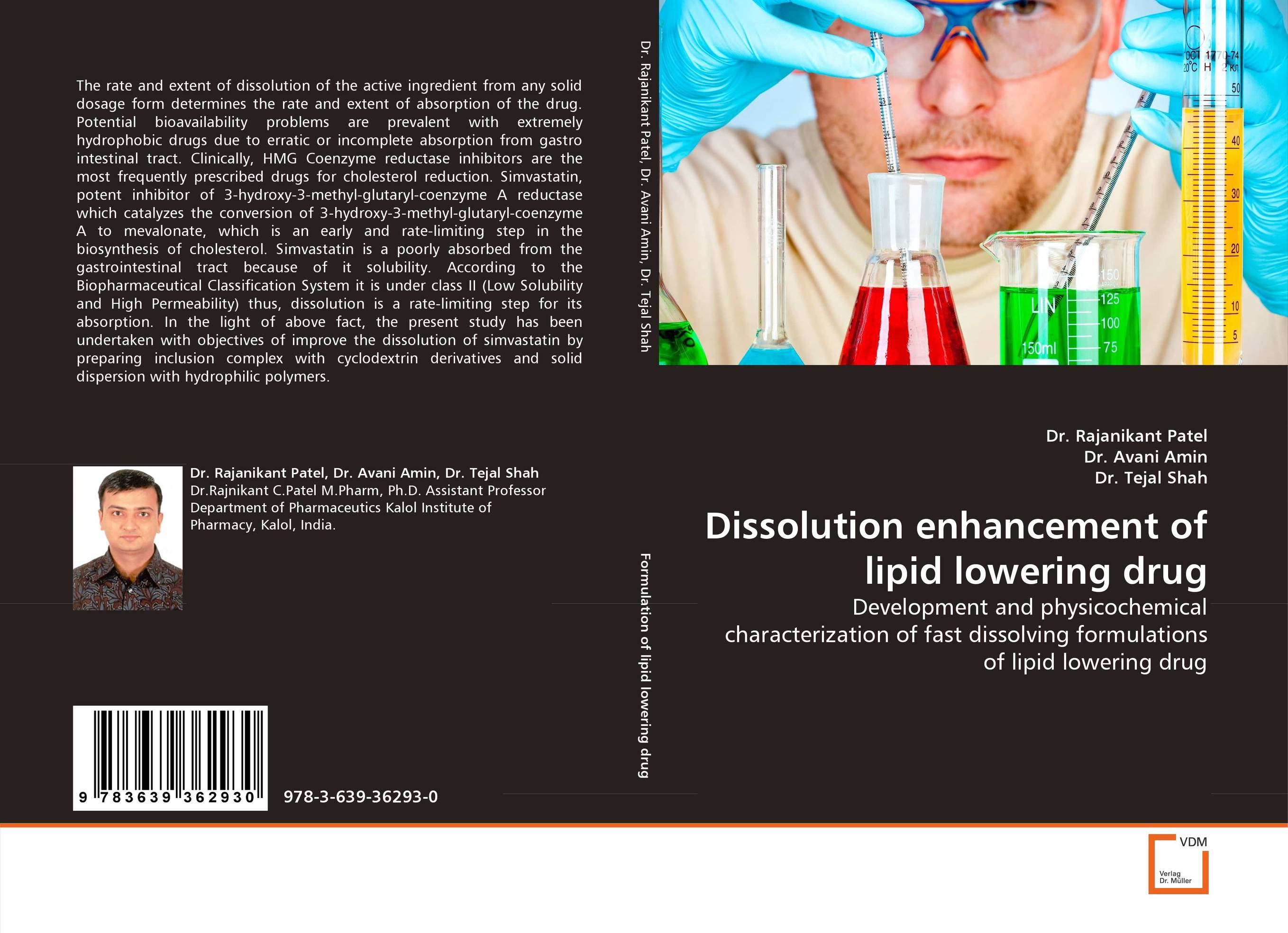 Dissolution enhancement of lipid lowering drug alex avdeef absorption and drug development solubility permeability and charge state