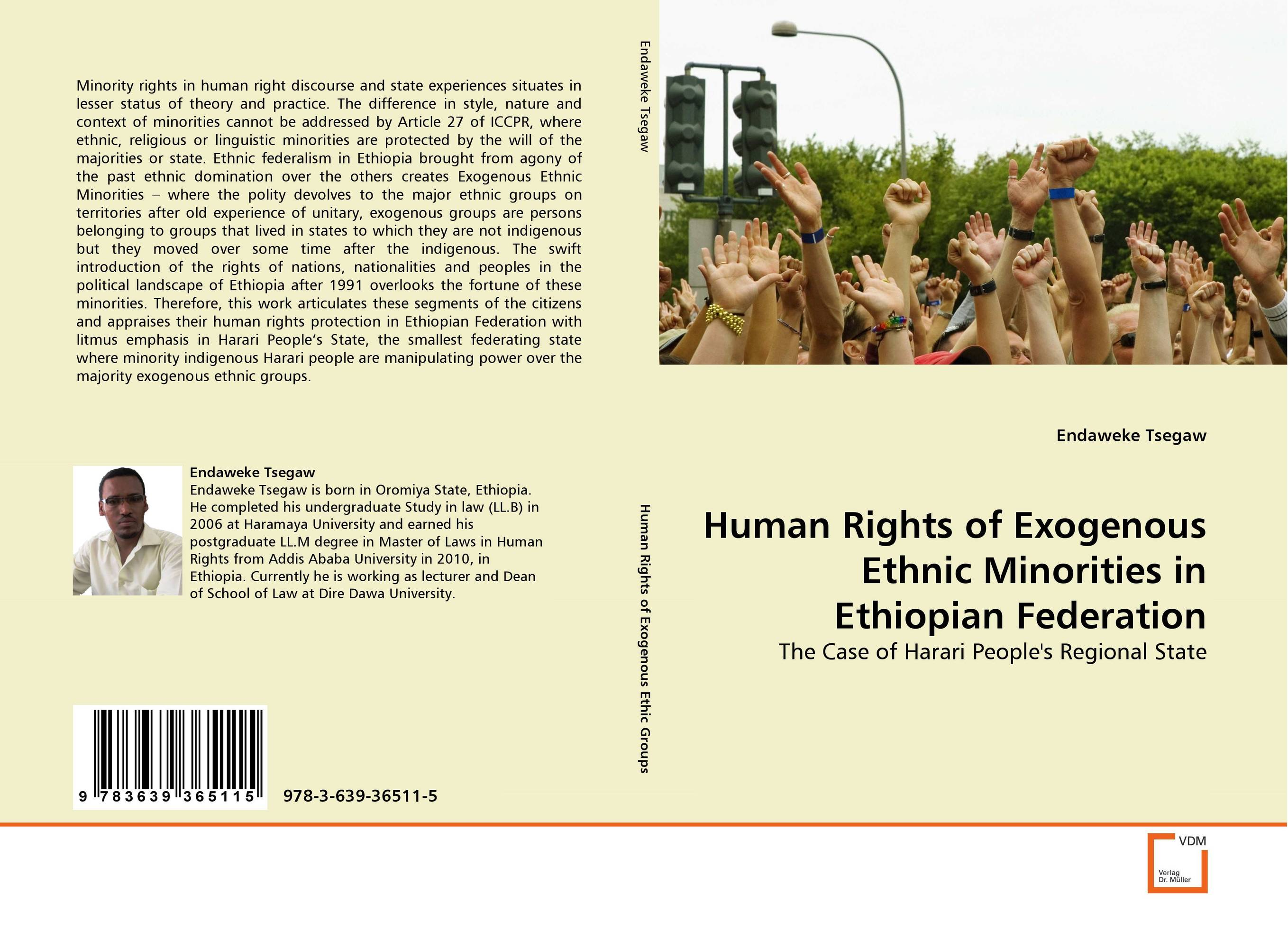 Human Rights of Exogenous Ethnic Minorities in Ethiopian Federation uc2844an uc2844 dip8