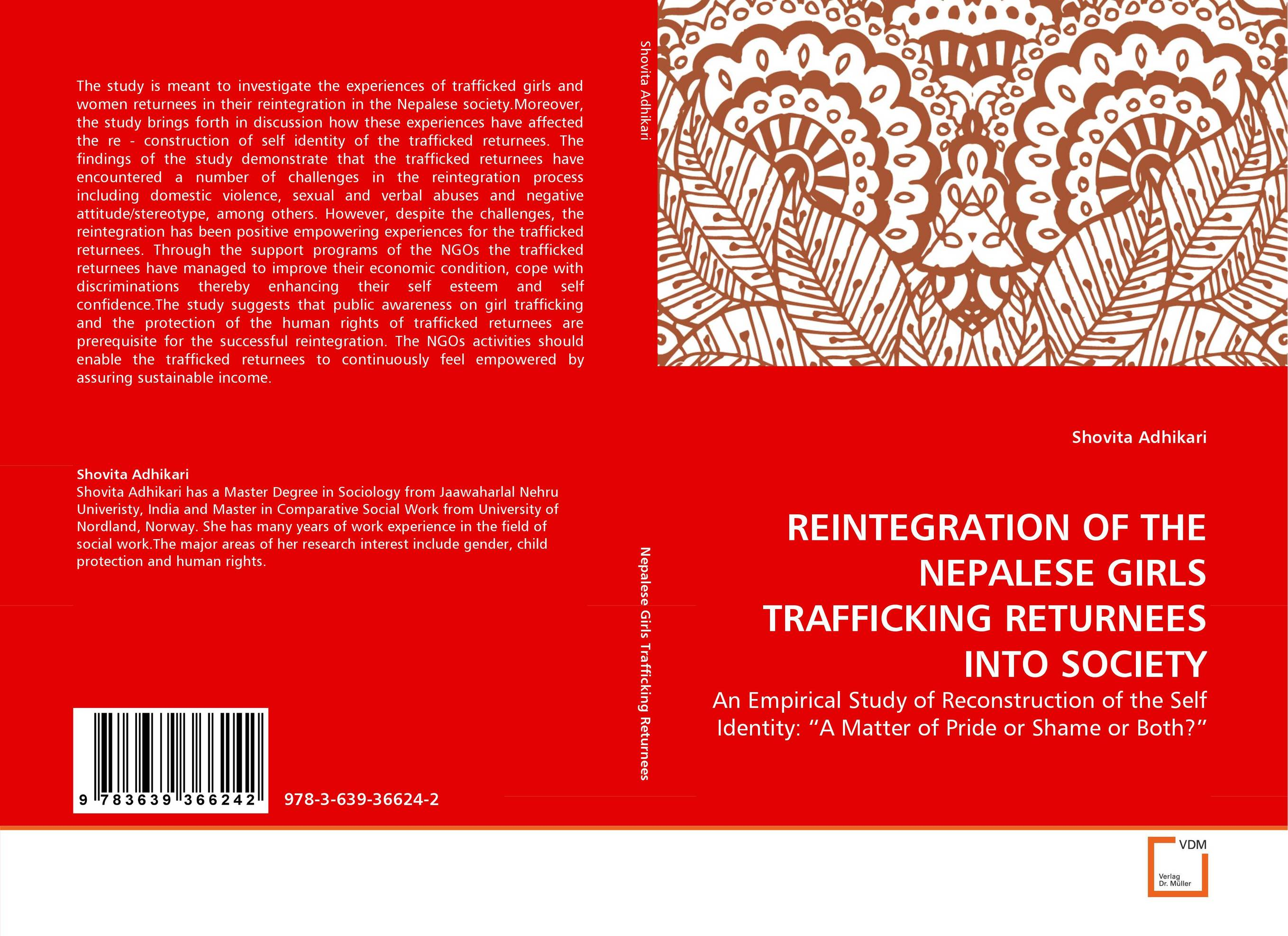 REINTEGRATION OF THE NEPALESE GIRLS TRAFFICKING RETURNEES INTO SOCIETY the integration of ethnic kazakh oralmans into kazakh society