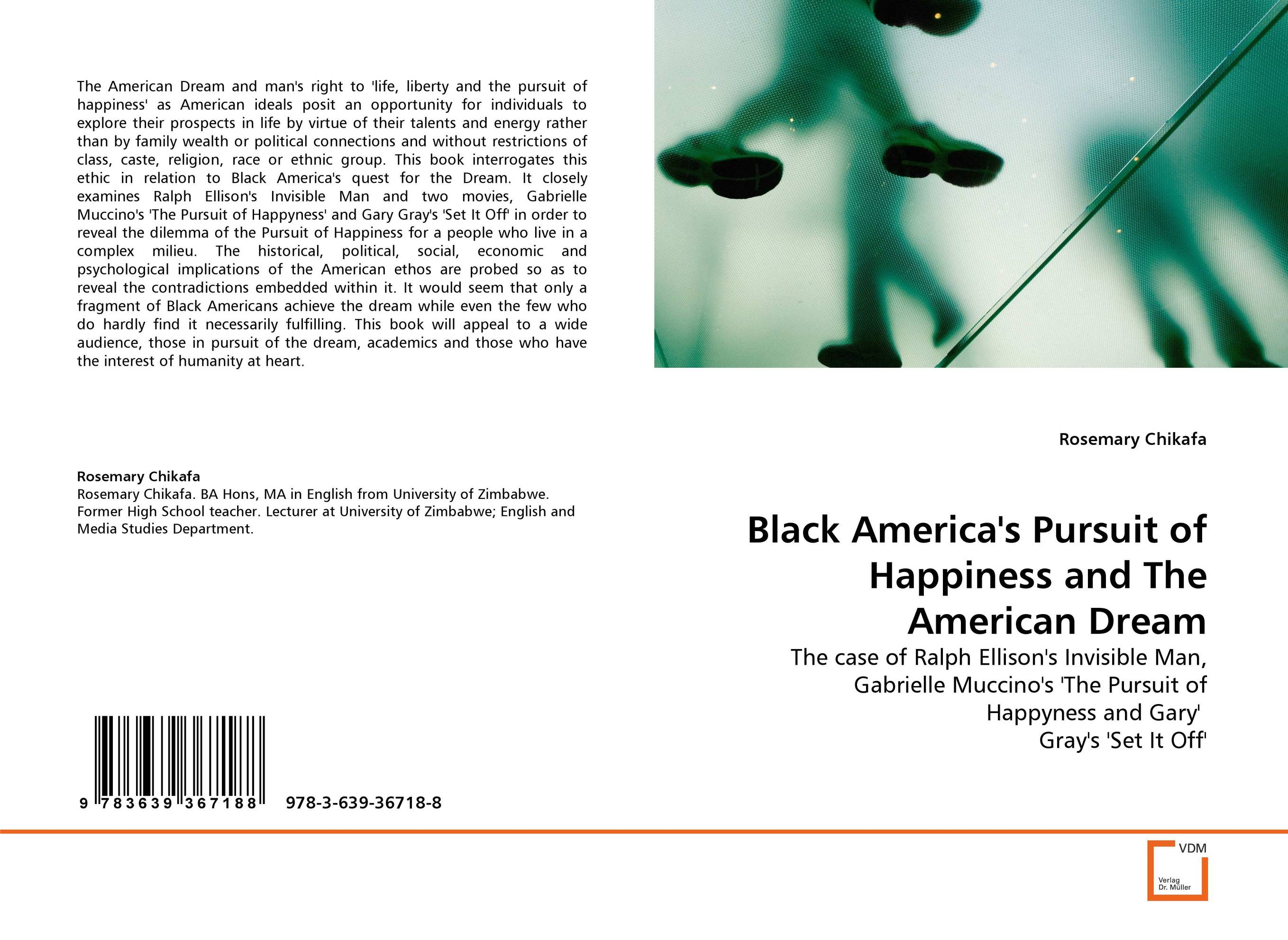 Black America''s Pursuit of Happiness and The American Dream dave melton hire the american dream