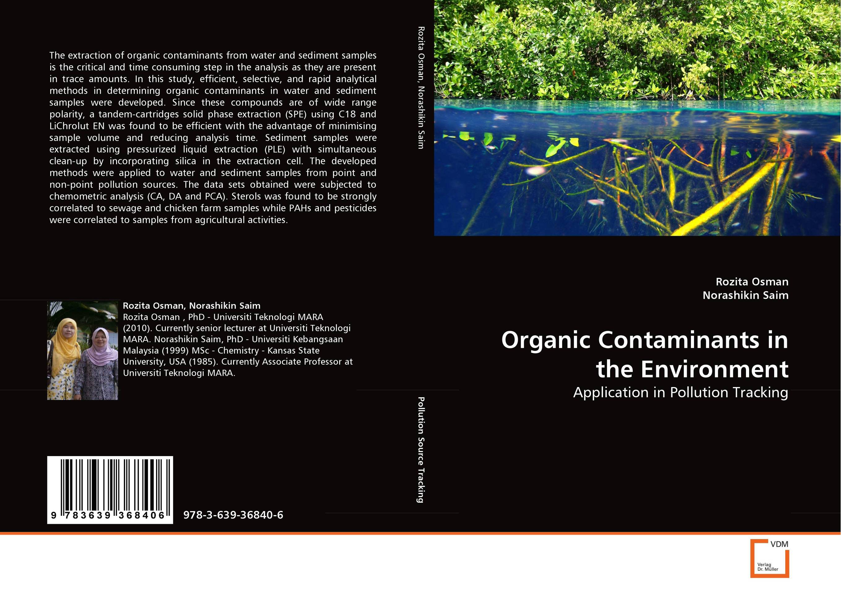 Organic Contaminants in the Environment found in brooklyn