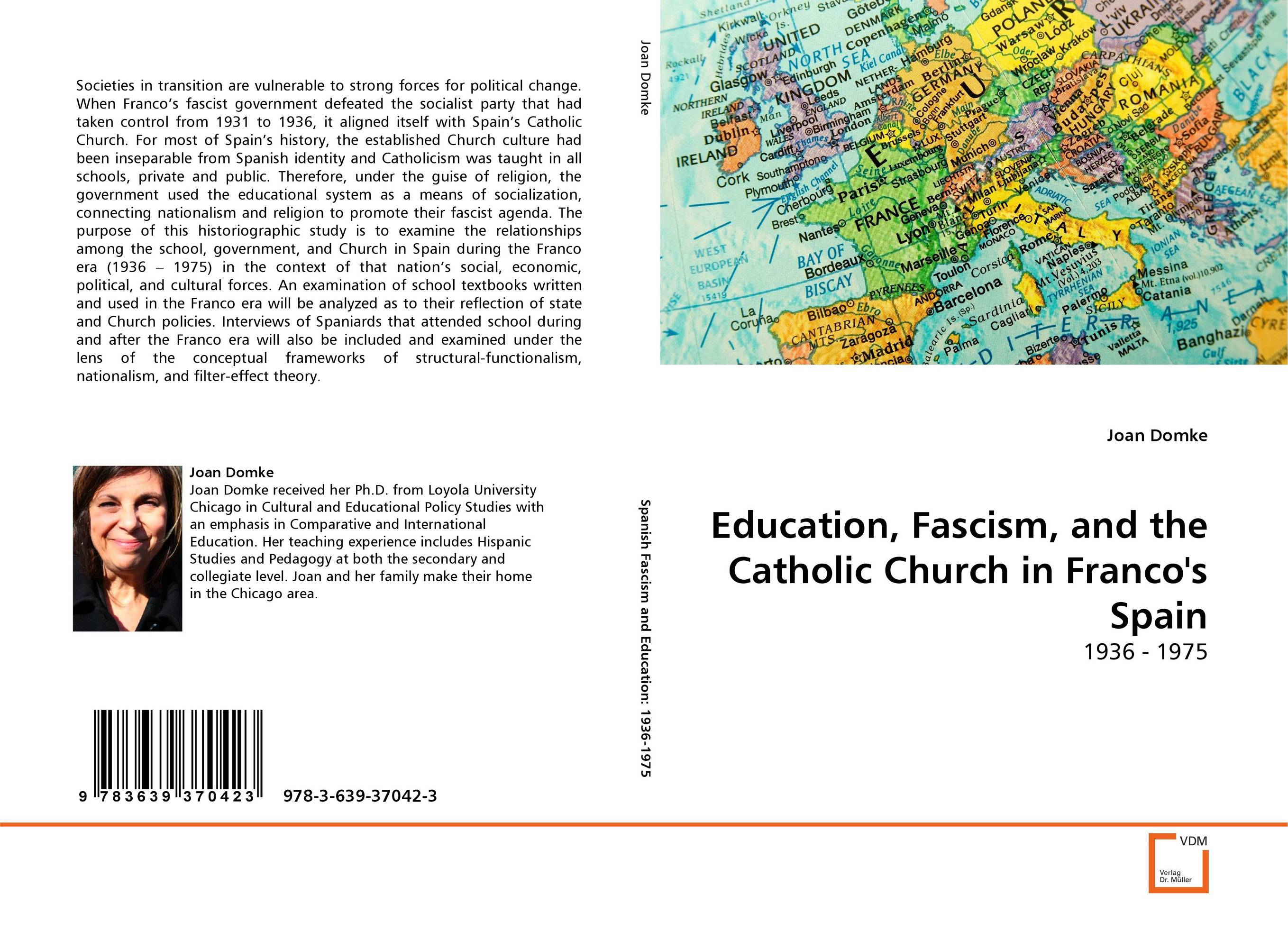 Education, Fascism, and the Catholic Church in Franco''s Spain the failure of economic nationalism in slovenia s transition