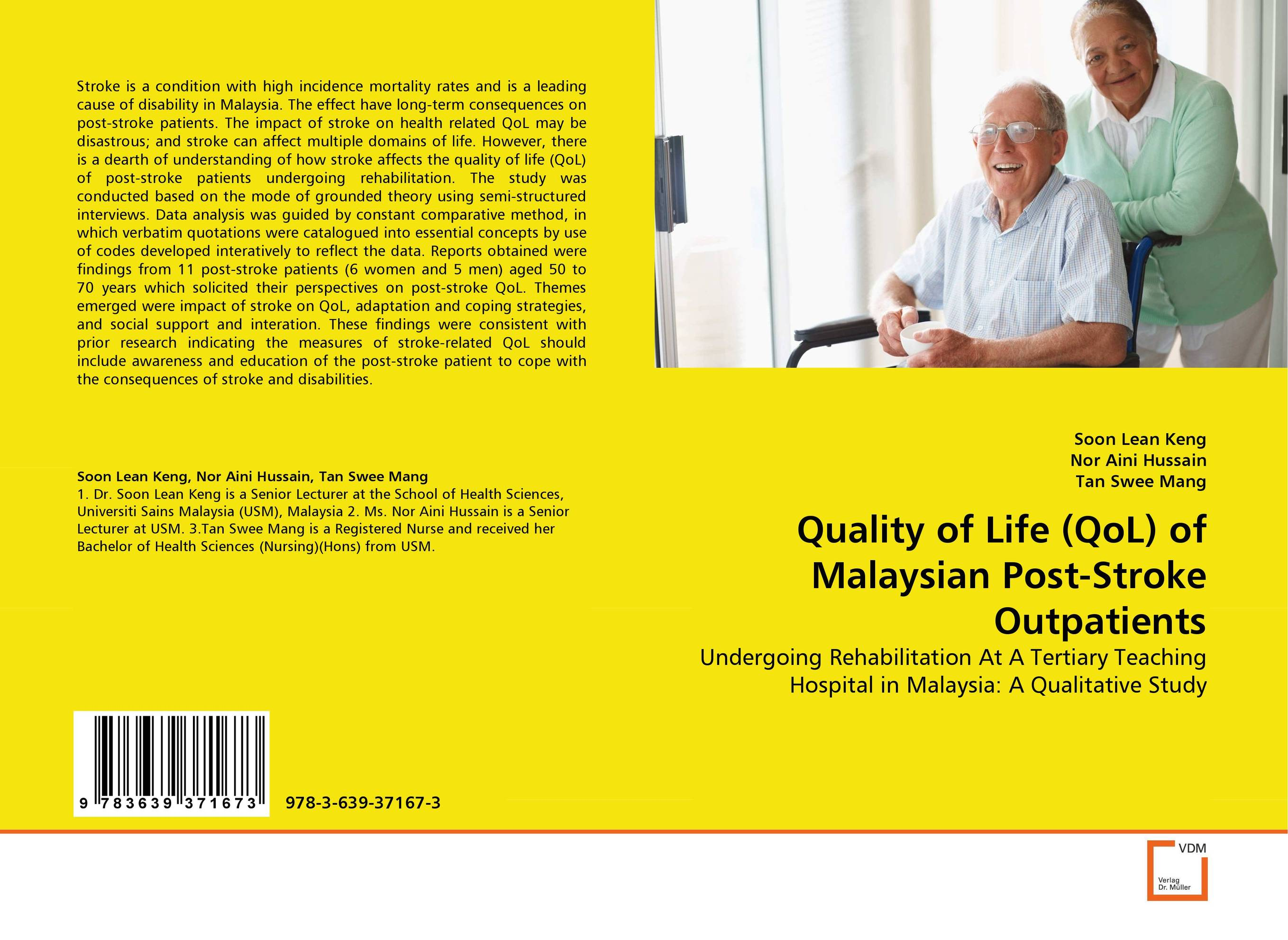 Quality of Life (QoL) of Malaysian Post-Stroke Outpatients три кота сны на заказ