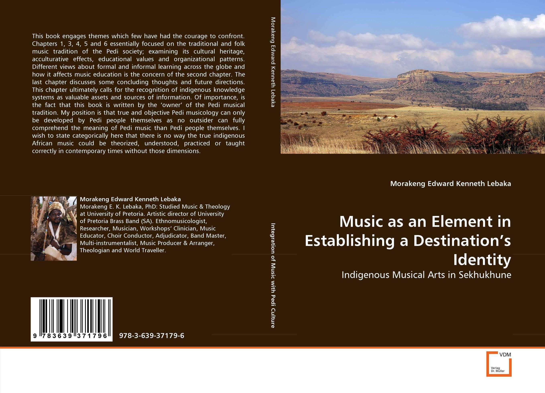 Music as an Element in Establishing a Destination''s Identity
