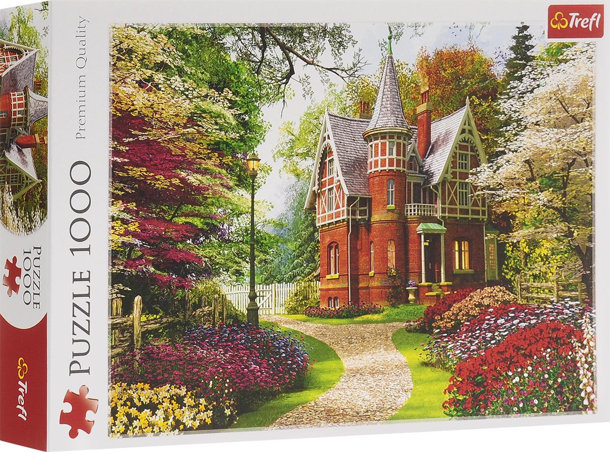 Trefl Пазл Викторианский домик