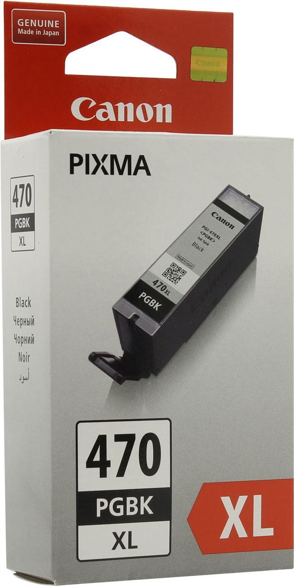 Canon PGI-470XL, Black картридж для PIXMA MG5740/MG6840/MG7740