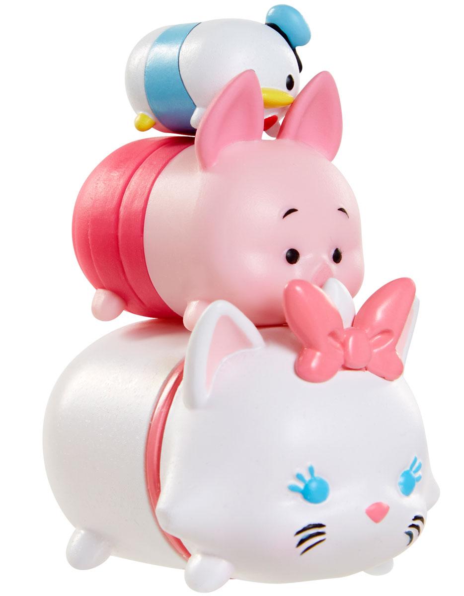 Tsum Tsum Набор фигурок Дональд Дак Пятачок Кошечка Мэри набор коллекционных фигурок disney tsum tsum 3шт