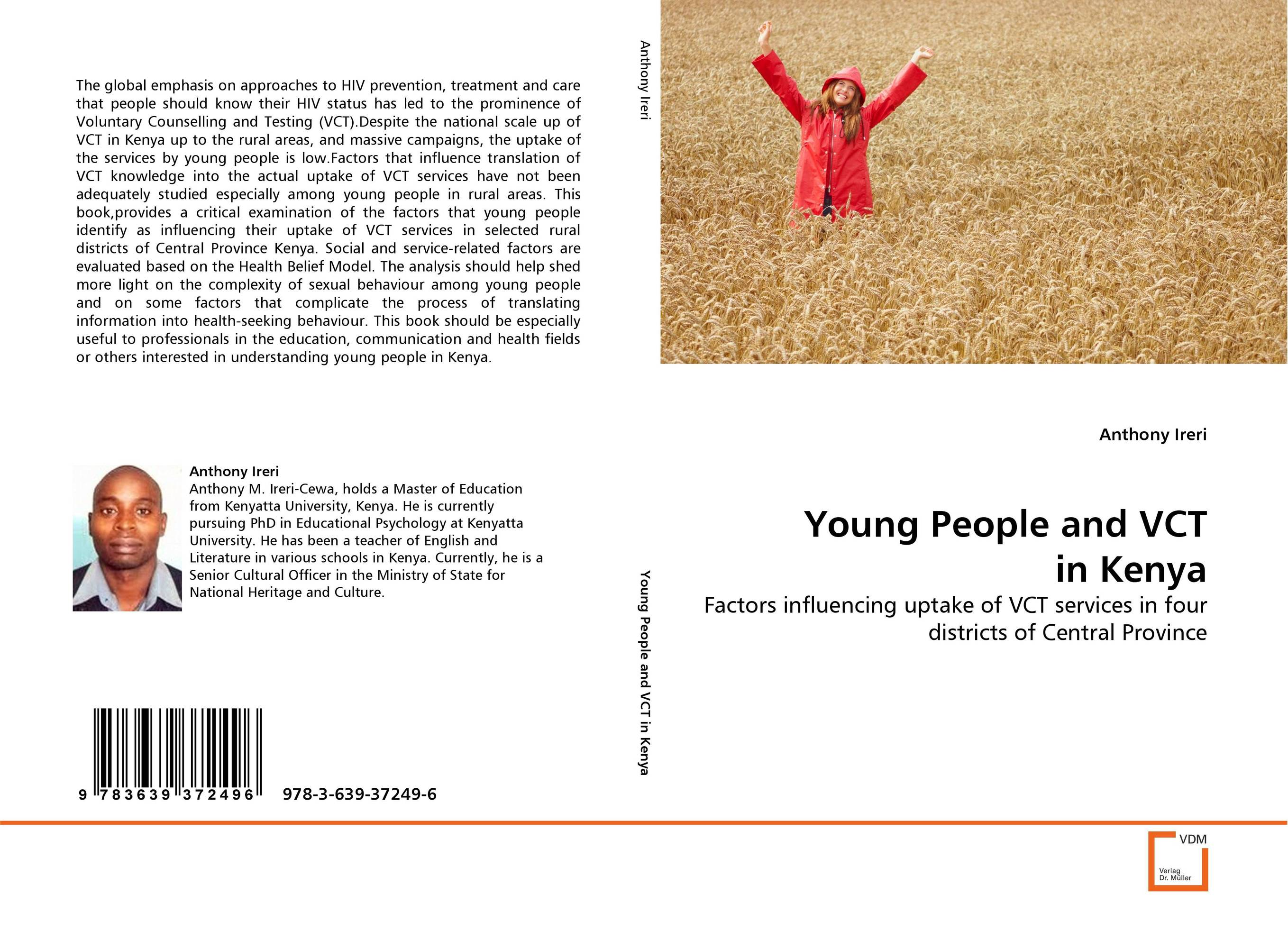 Young People and VCT in Kenya ajalt japanese for young people i student book