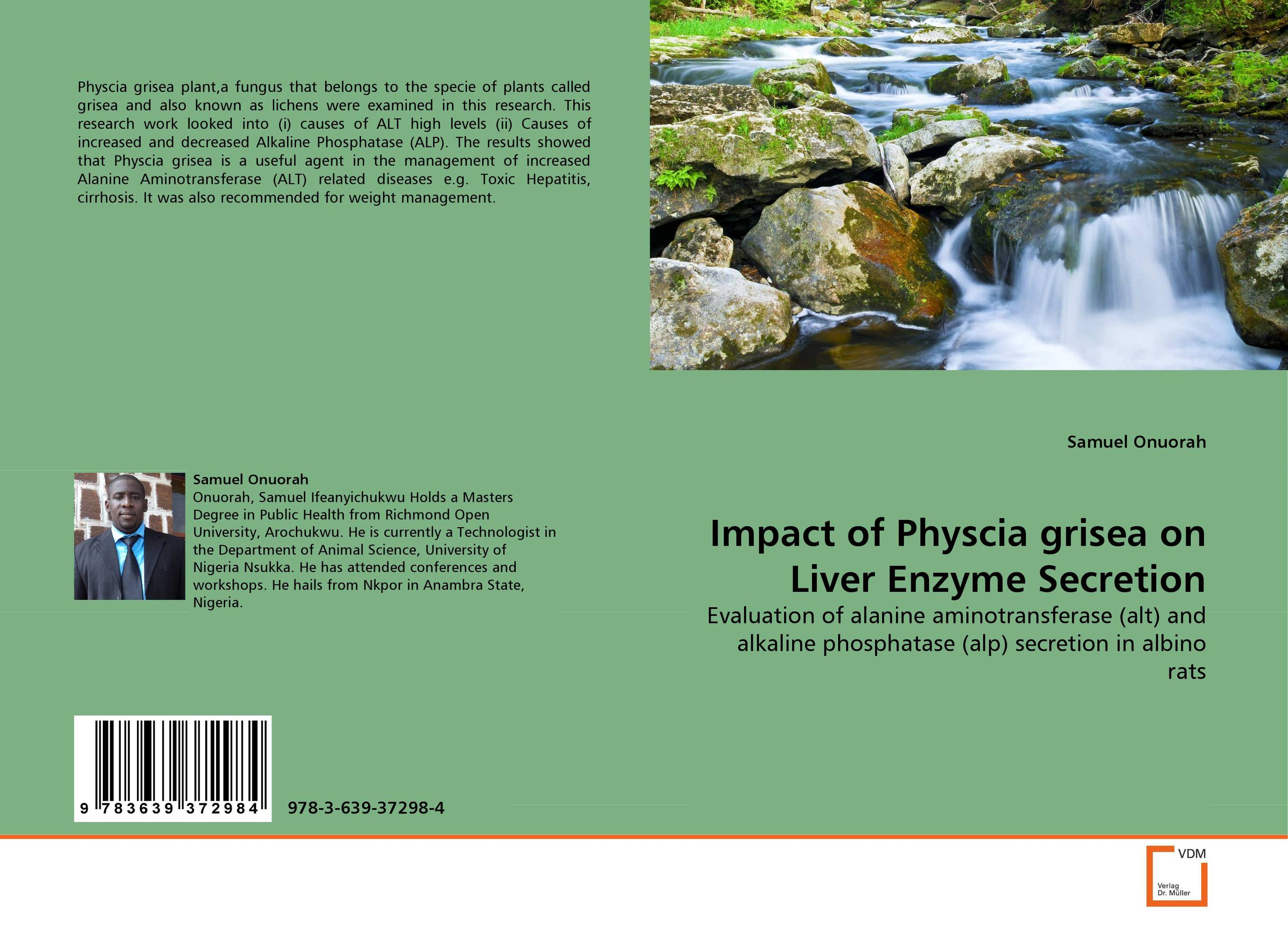 Impact of Physcia grisea on Liver Enzyme Secretion unusual causes of raised serum alanine aminotransferase
