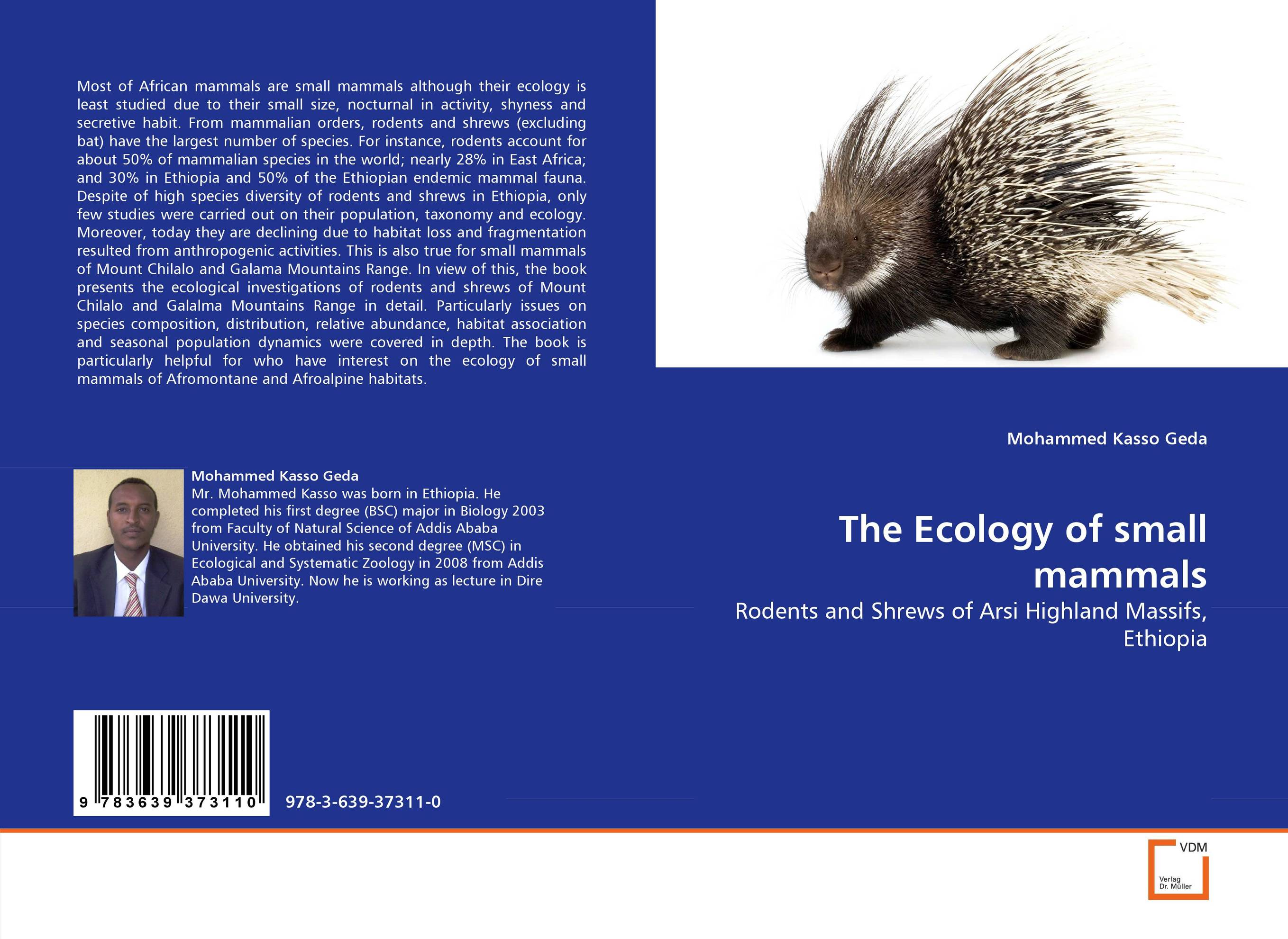 The Ecology of small mammals anatomical studies on species of subfamily stachyoideae lamiaceae