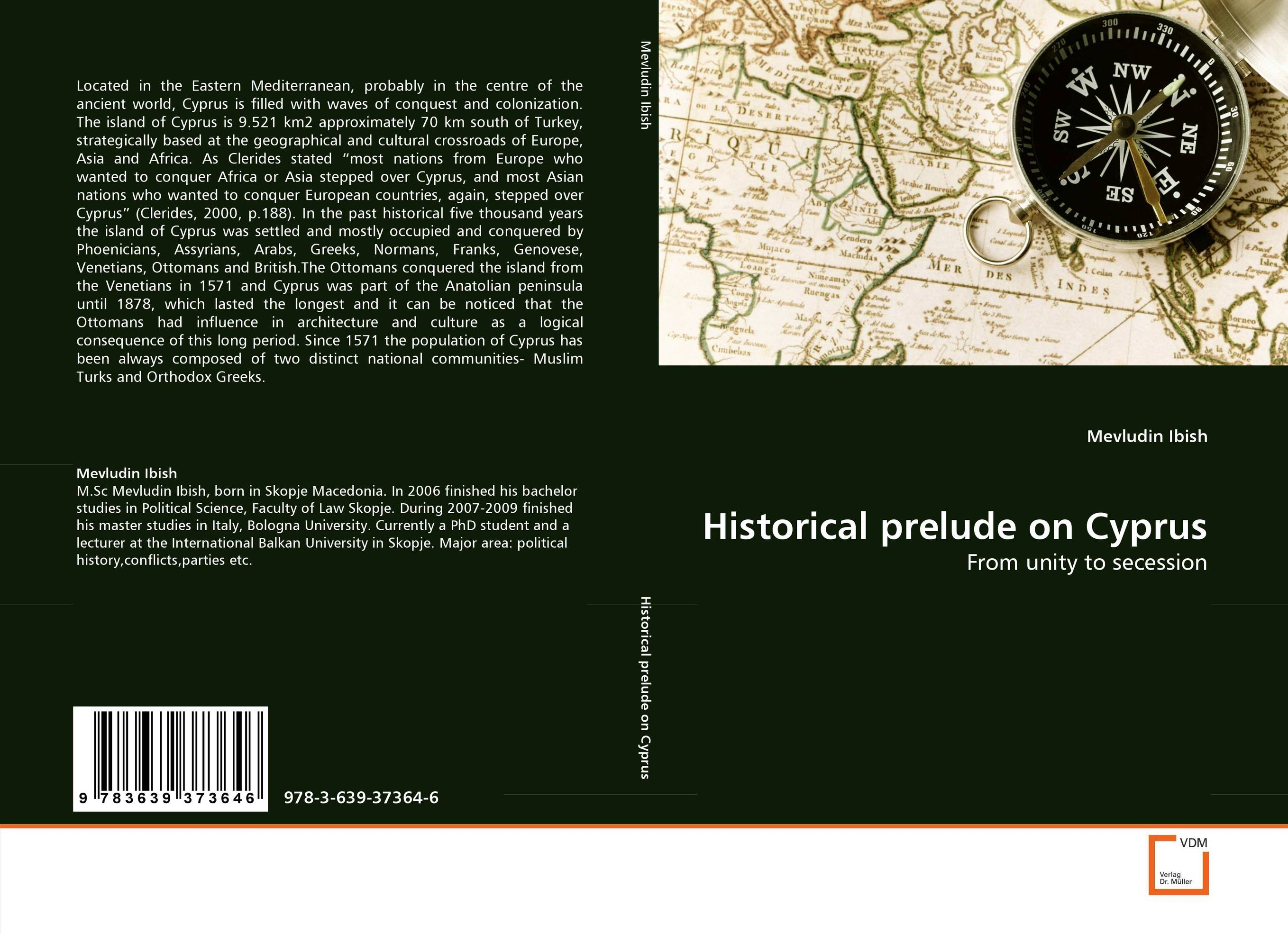 Historical prelude on Cyprus