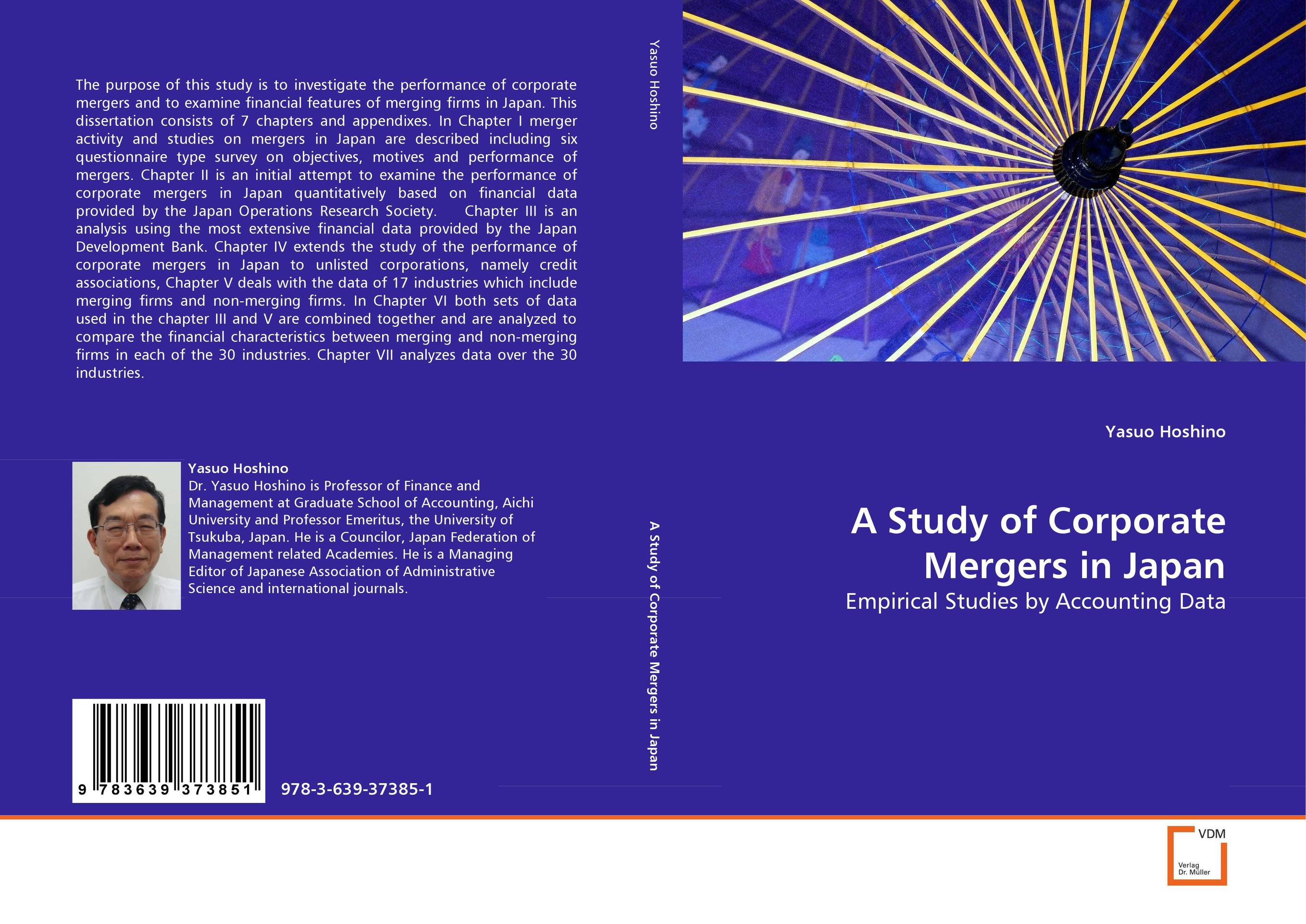 A Study of Corporate Mergers in Japan privatization and firms performance in nigeria