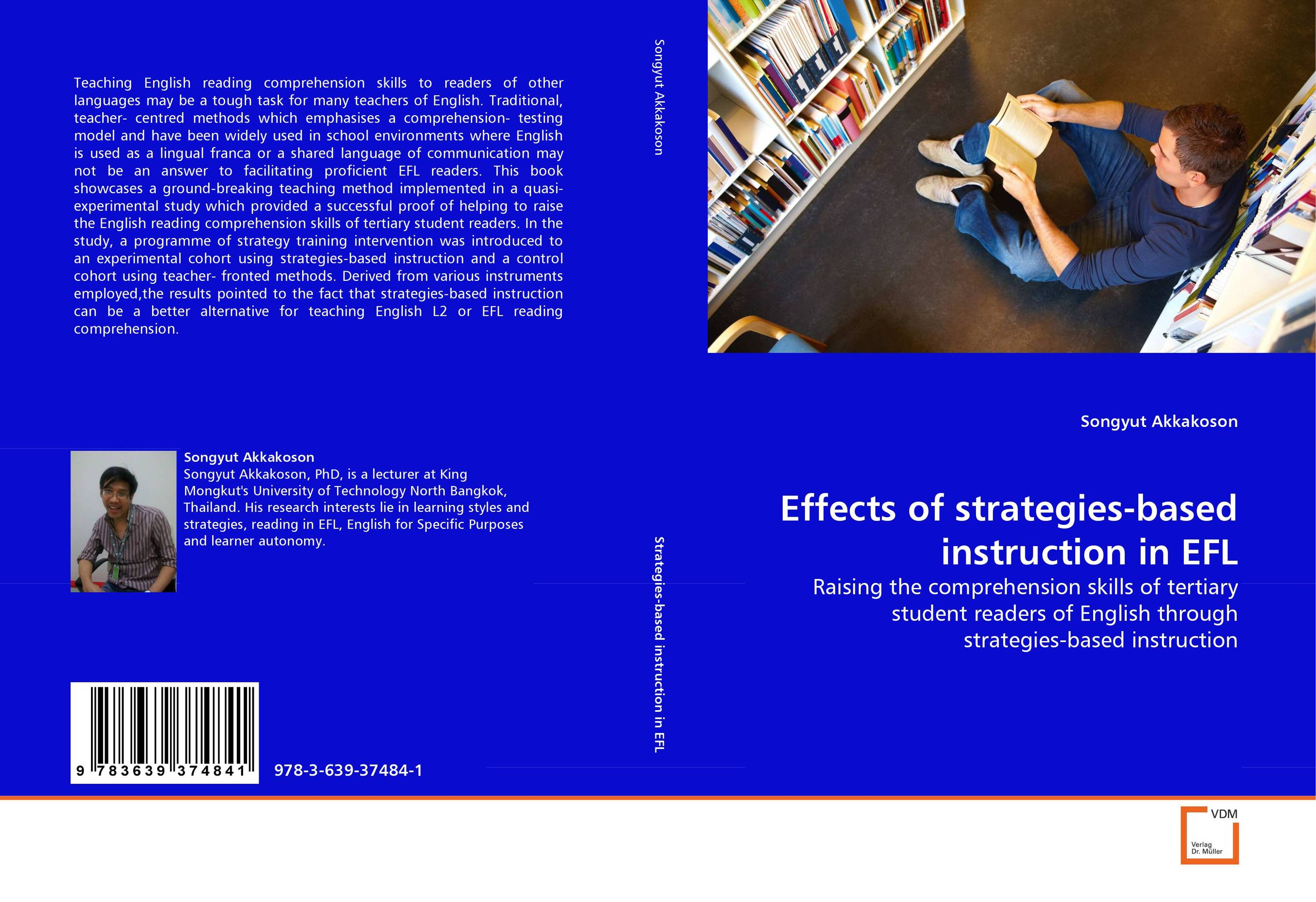 Effects of strategies-based instruction in EFL