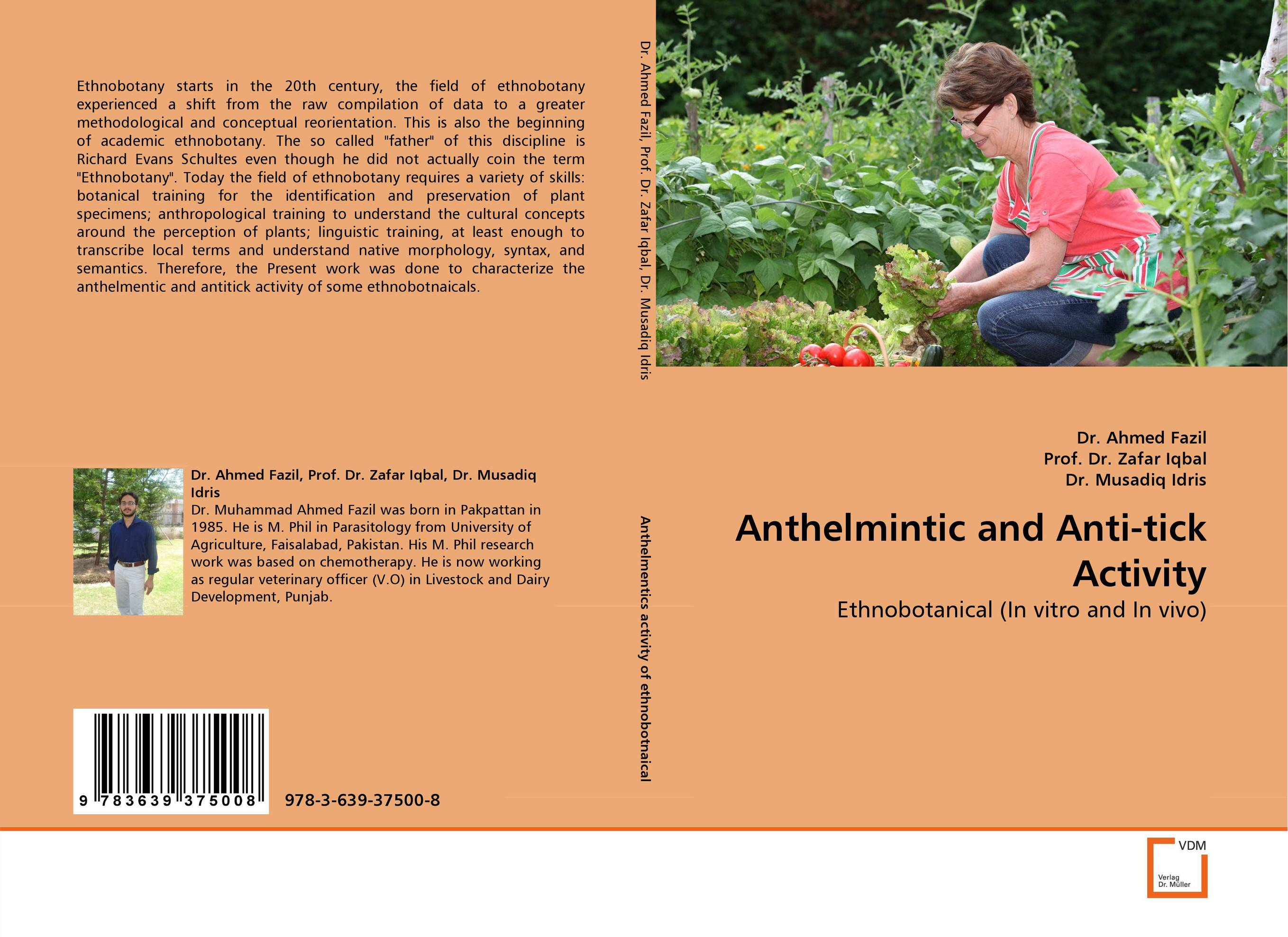 Anthelmintic and Anti-tick Activity training of field functionaries