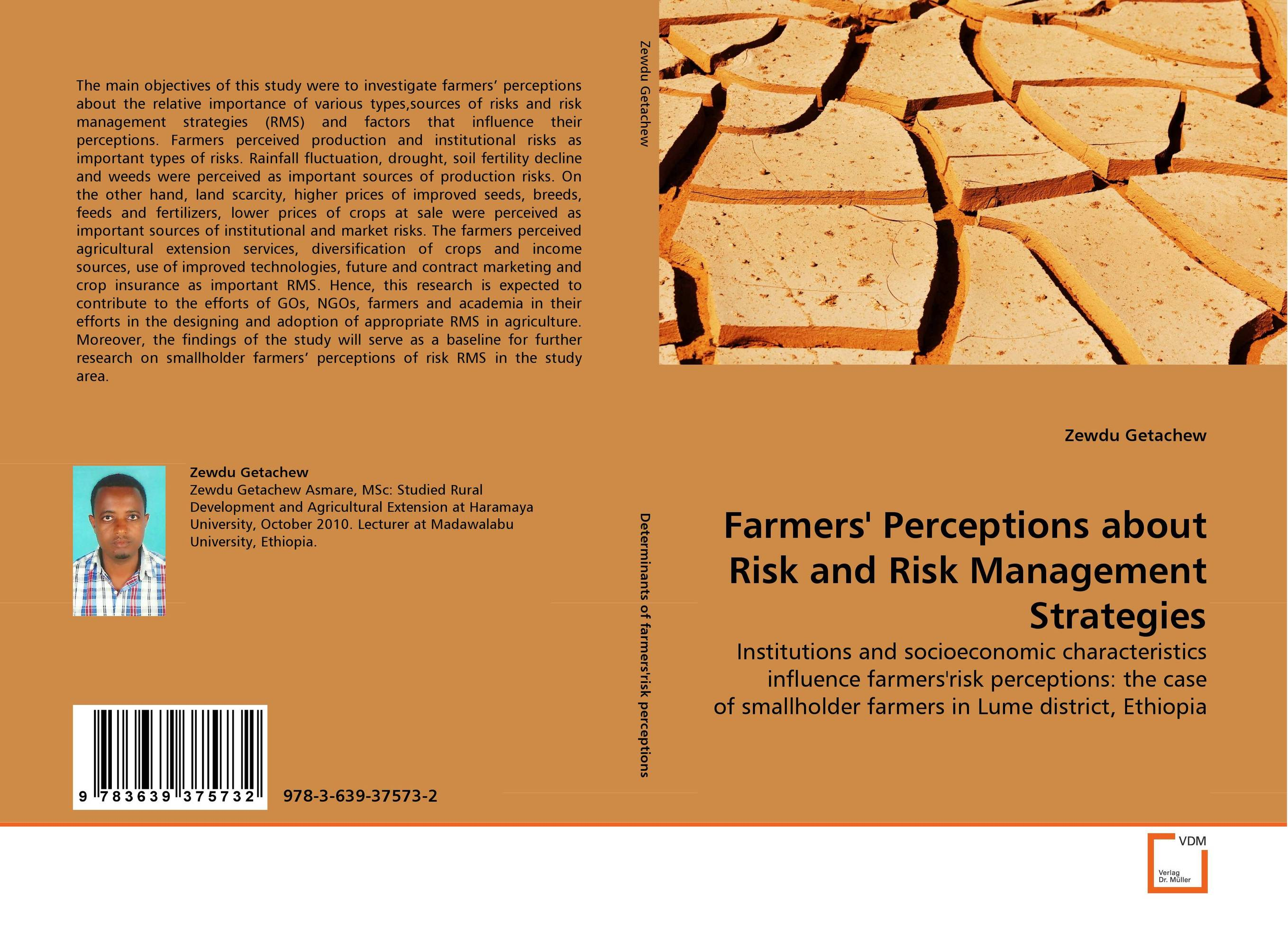 Farmers'' Perceptions about Risk and Risk Management Strategies v n chavda m n popat and p j rathod farmers' perception about usefulness of agriculture extension system