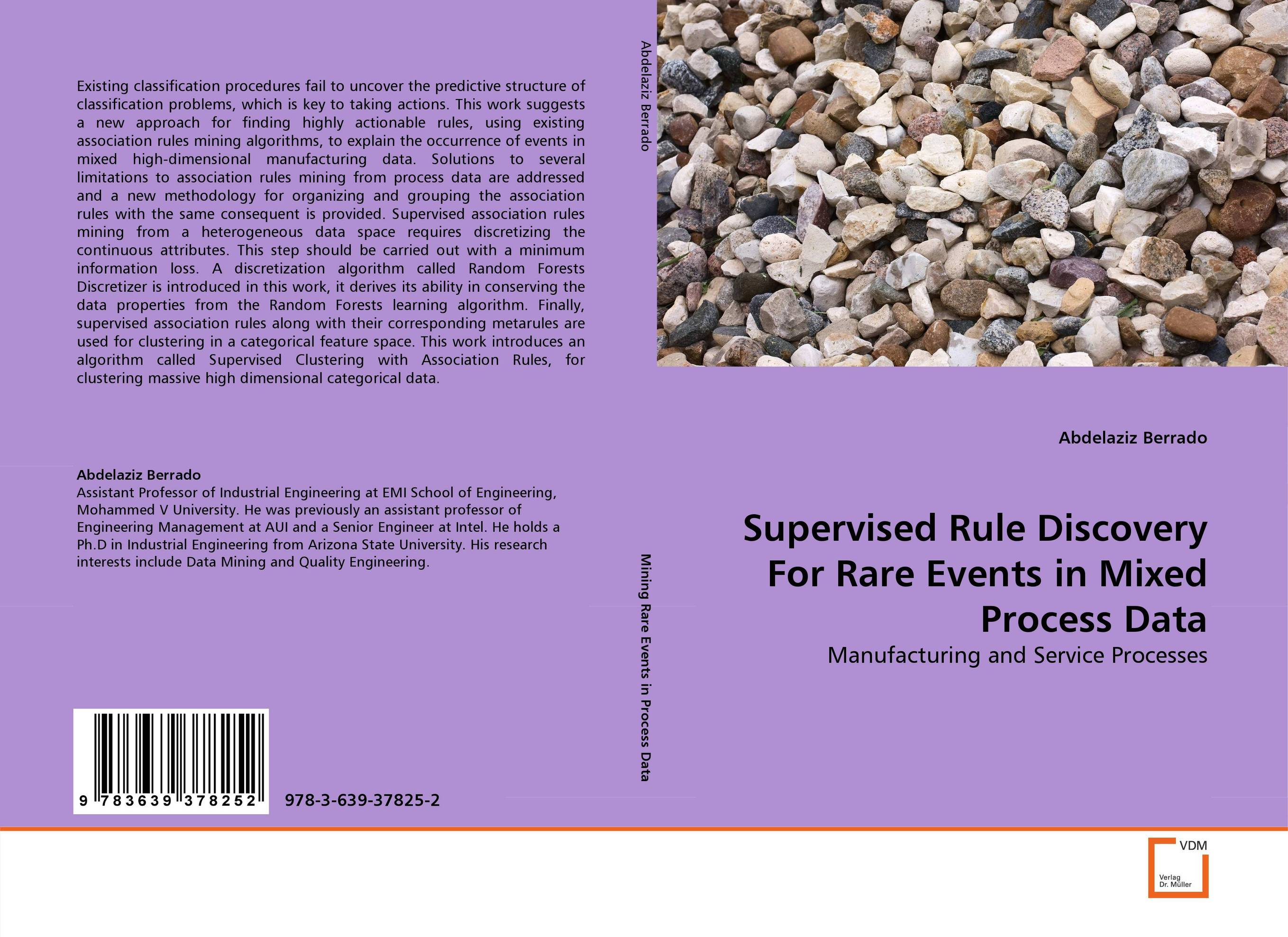 Supervised Rule Discovery For Rare Events in Mixed Process Data rules for a proper governess
