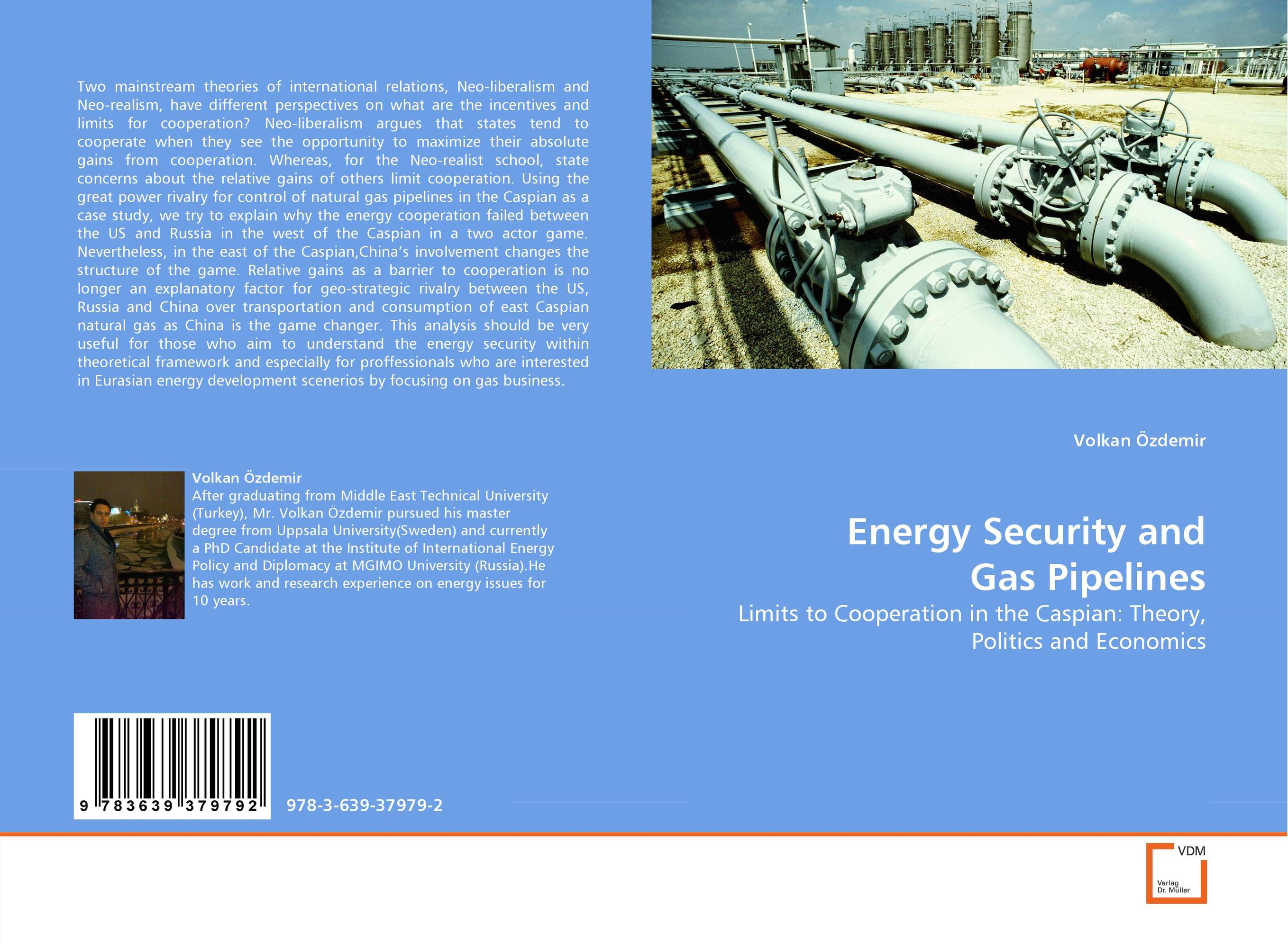Energy Security and Gas Pipelines