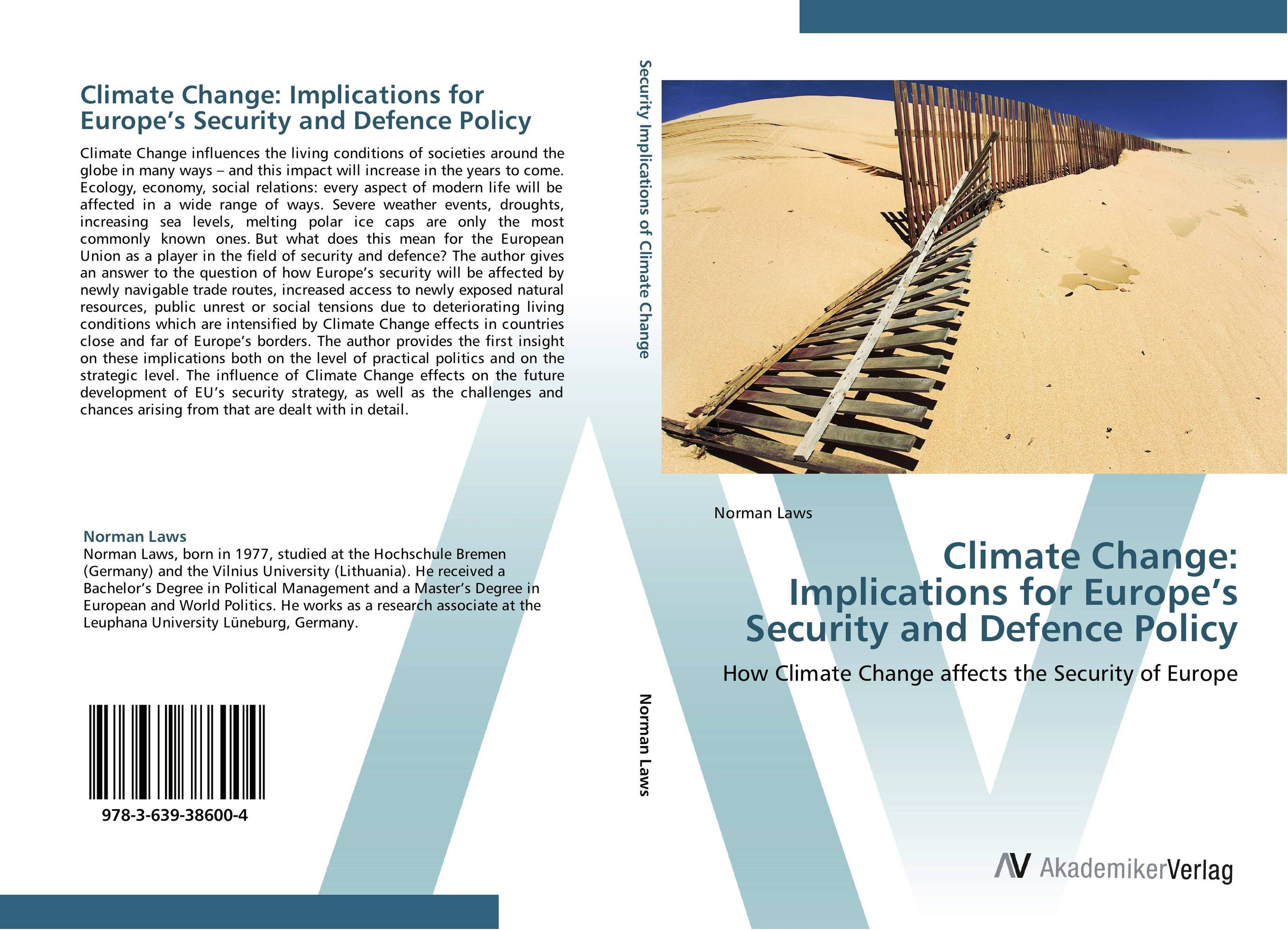 Climate Change: Implications for Europe's Security and Defence Policy promoting social change in the arab gulf