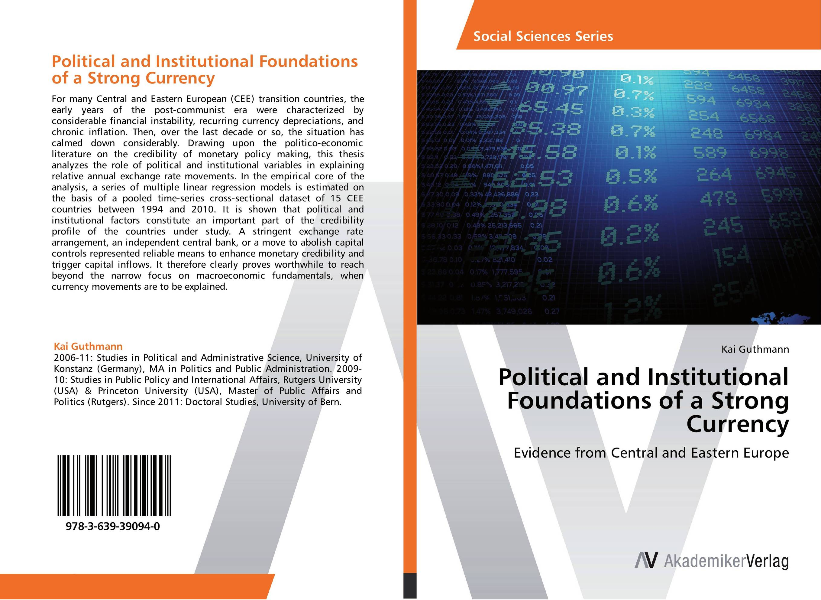 Political and Institutional Foundations of a Strong Currency a study of the religio political thought of abdurrahman wahid