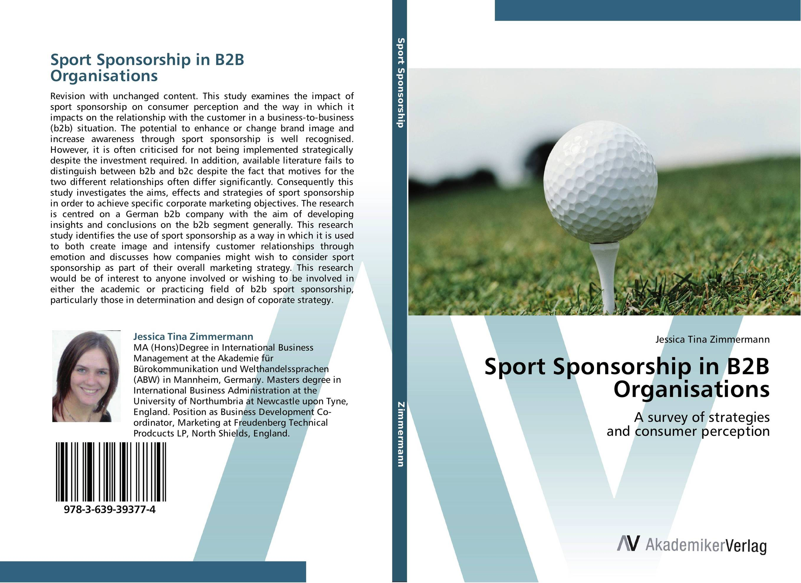 Sport Sponsorship in B2B Organisations made possible by succeeding with sponsorship