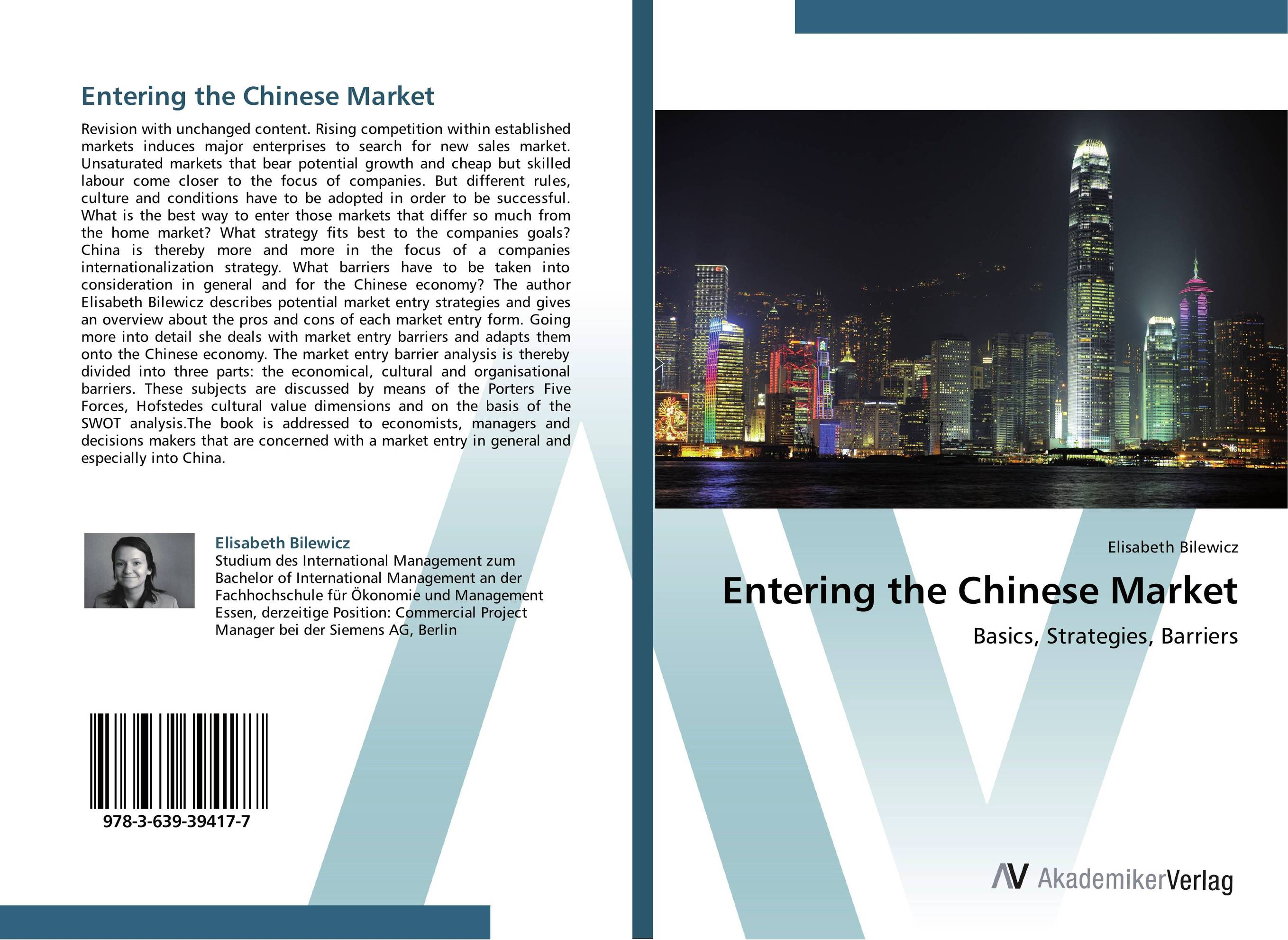 Entering the Chinese Market