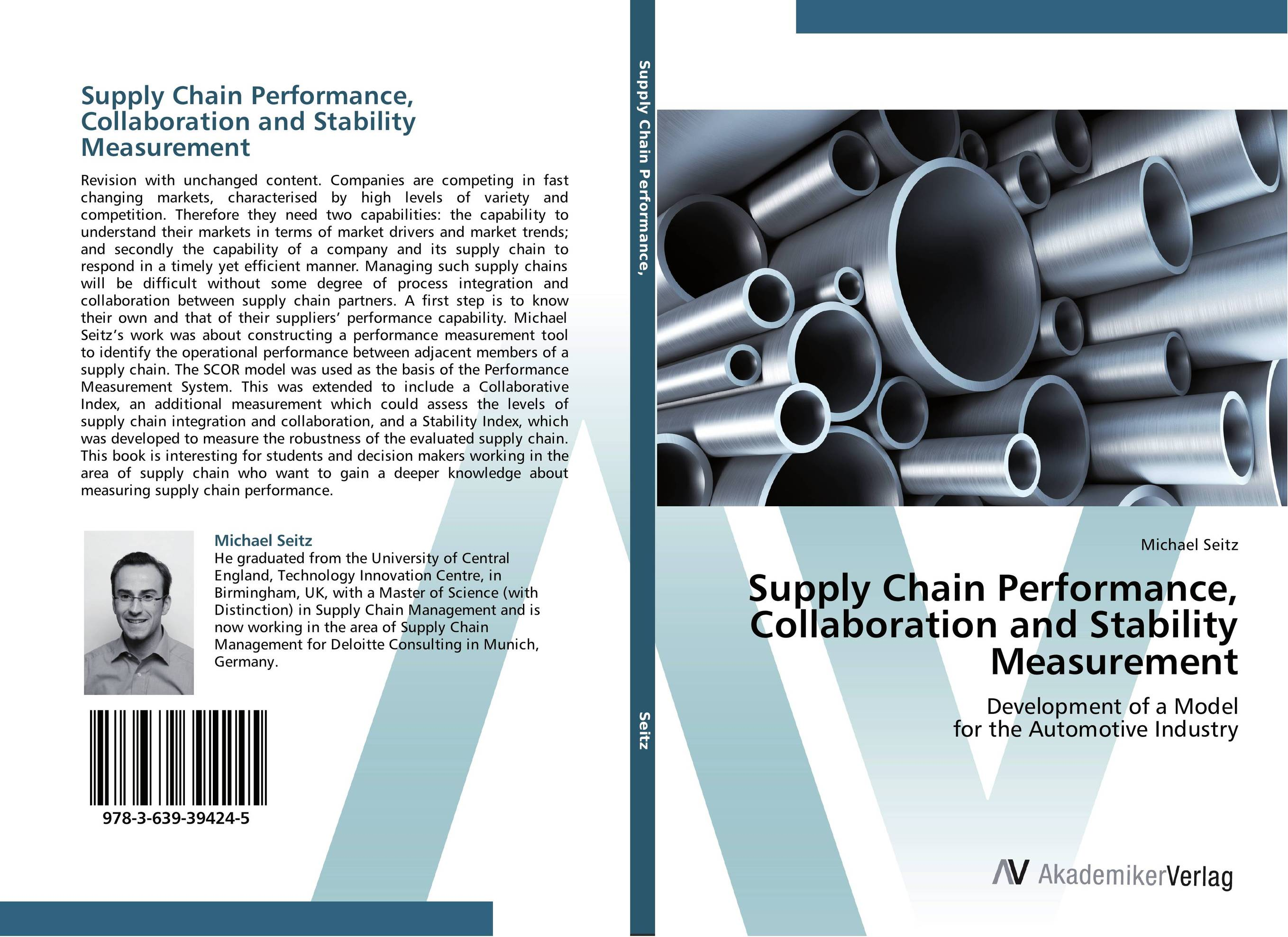 Supply Chain Performance, Collaboration and Stability Measurement robert davis a demand driven inventory optimization and replenishment creating a more efficient supply chain