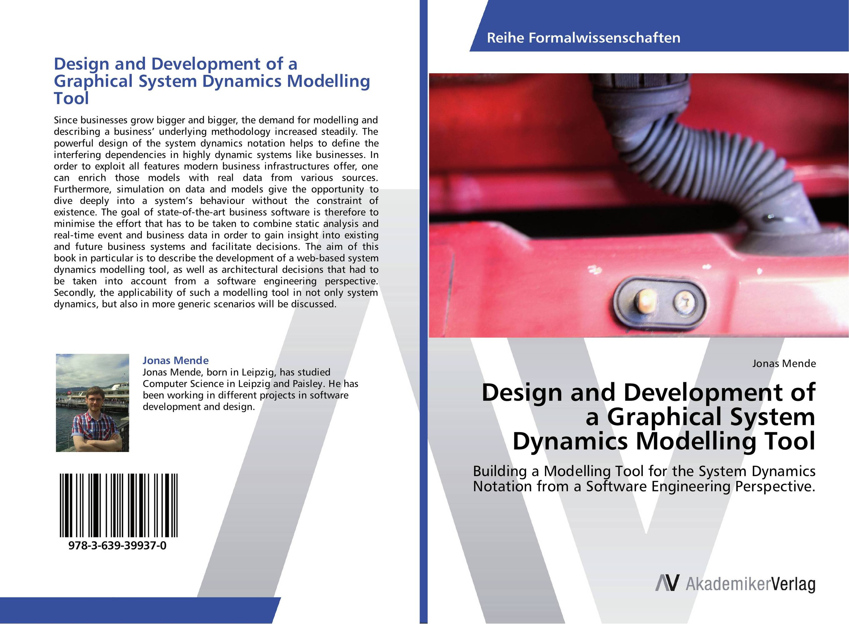 Design and Development of a Graphical System Dynamics Modelling Tool
