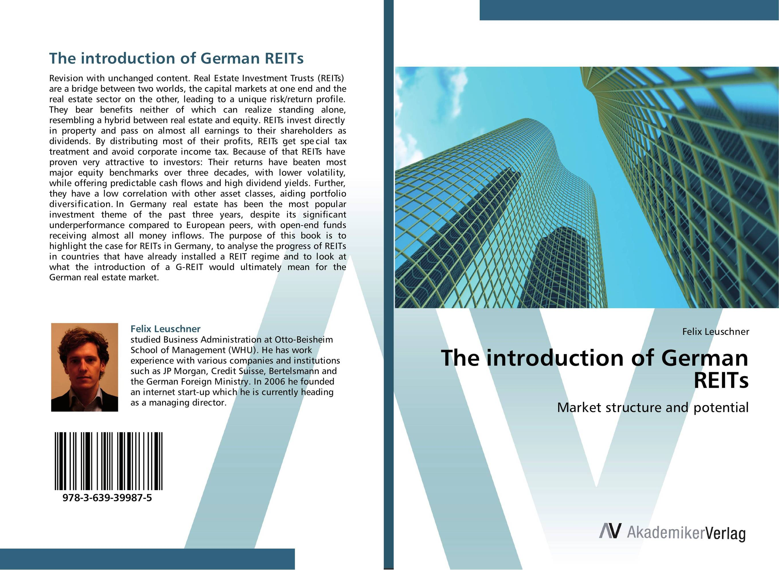 The introduction of German REITs james lumley e a 5 magic paths to making a fortune in real estate