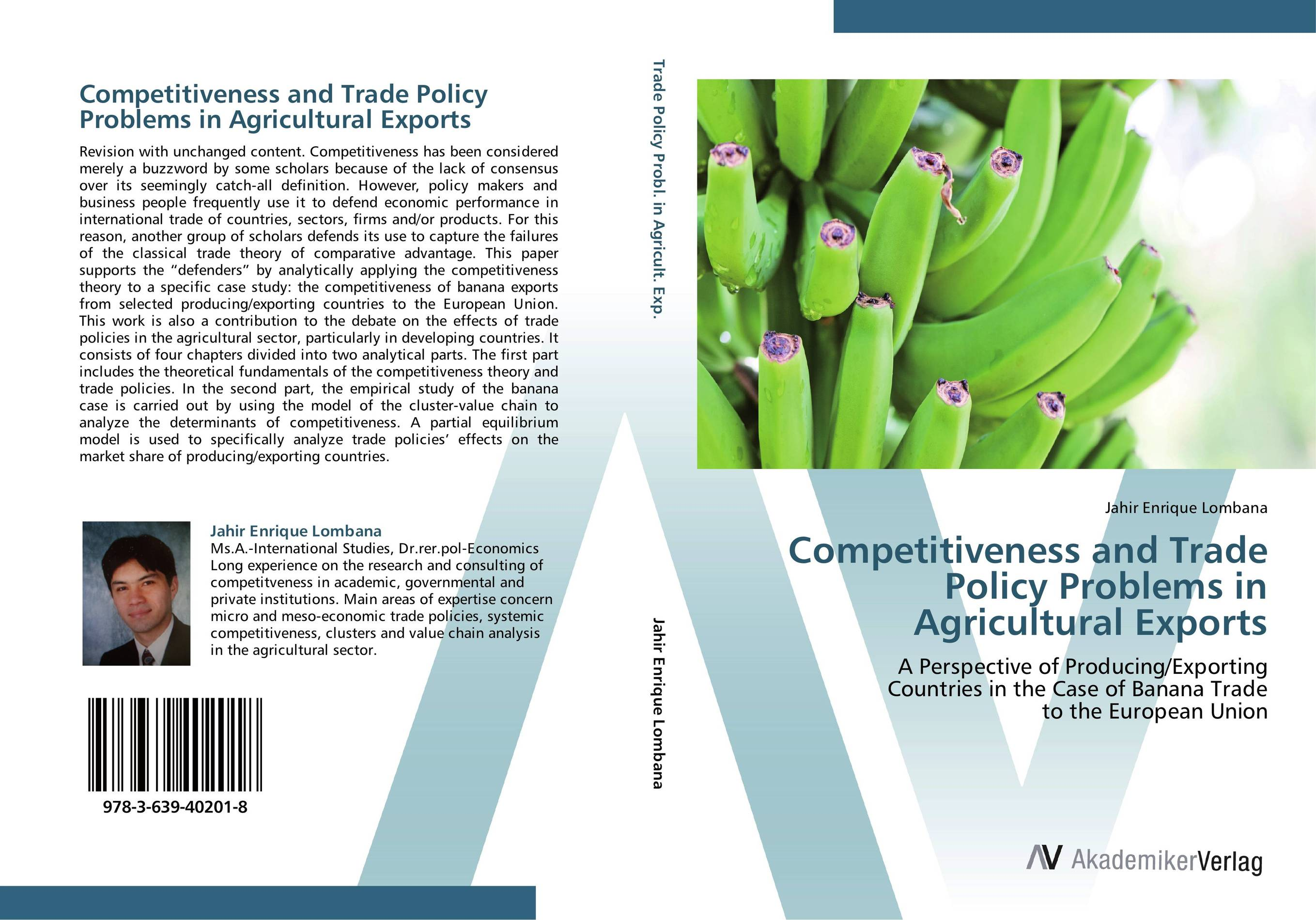 Competitiveness and Trade Policy Problems in Agricultural Exports the dual state a contribution to the theory of dictatorship
