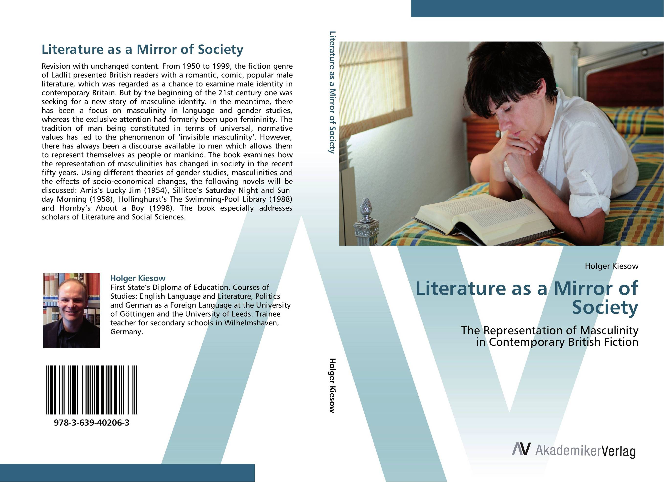 Literature as a Mirror of Society language policy and identity in a diverse society