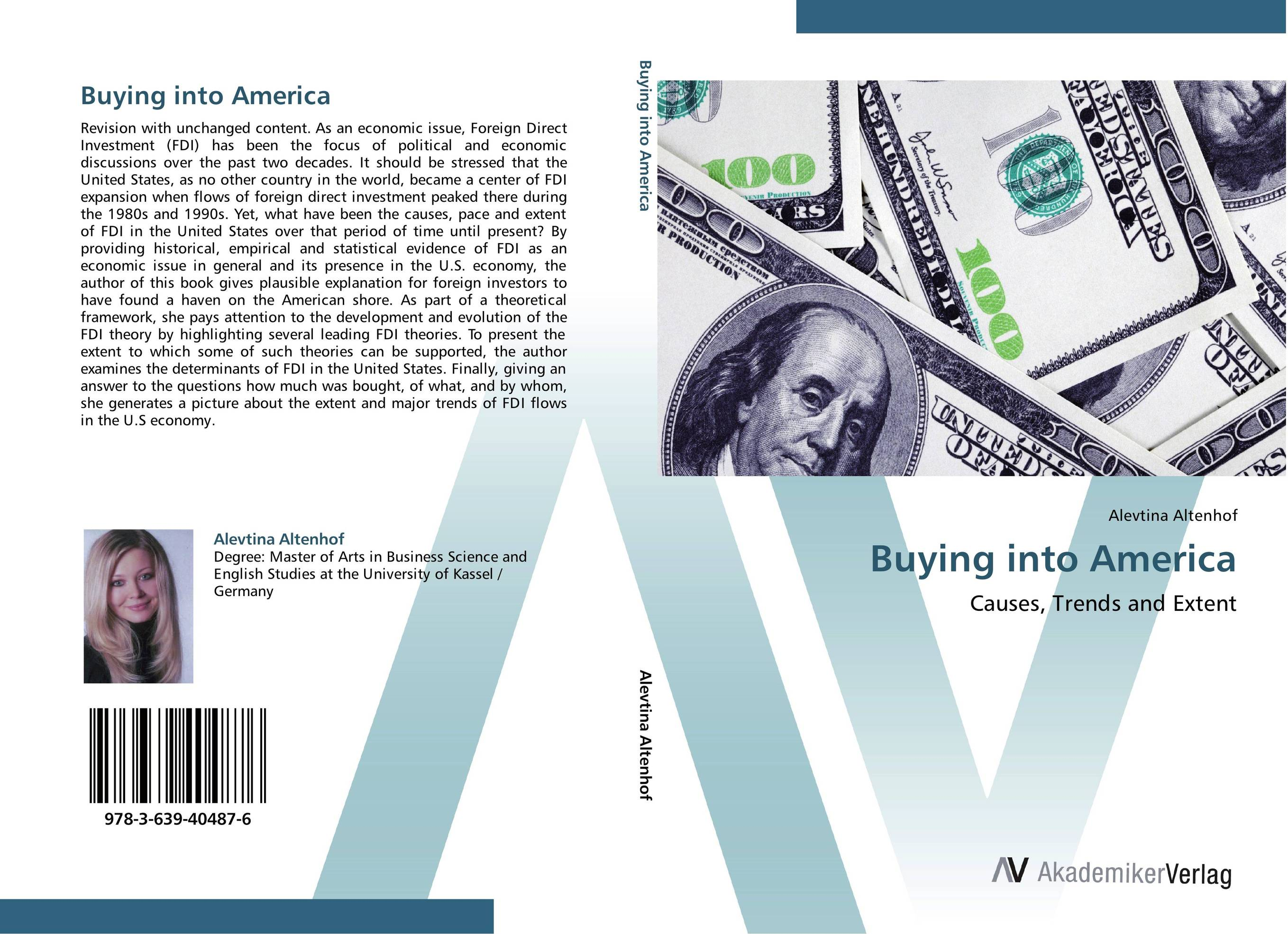 Buying into America bibiana njogo fdi determinants in pre and deregulated nigerian economy