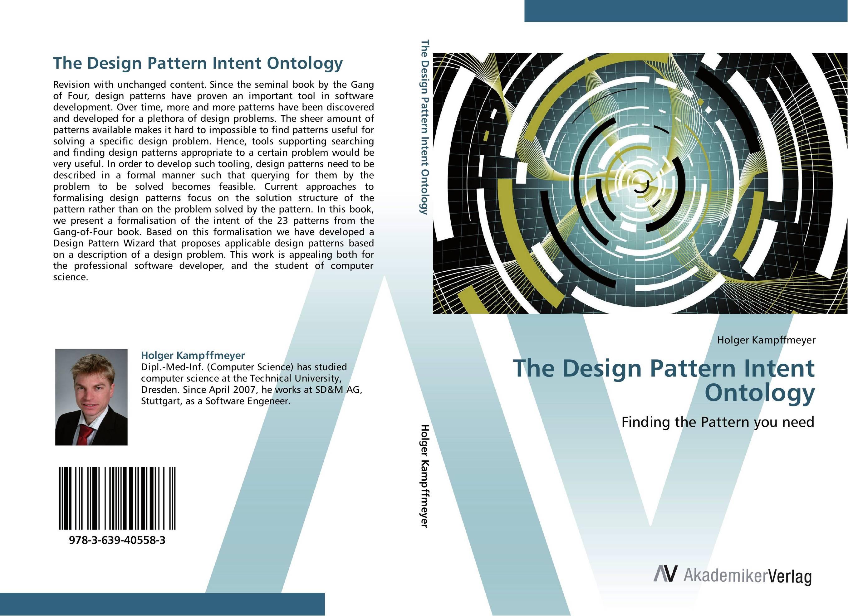 The Design Pattern Intent Ontology the design pattern intent ontology