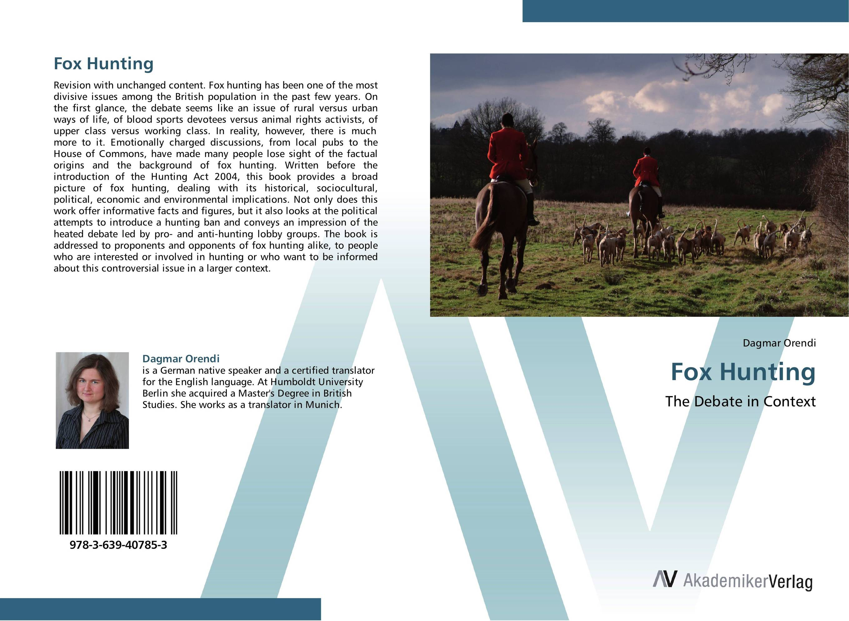 Fox Hunting the art of hunting