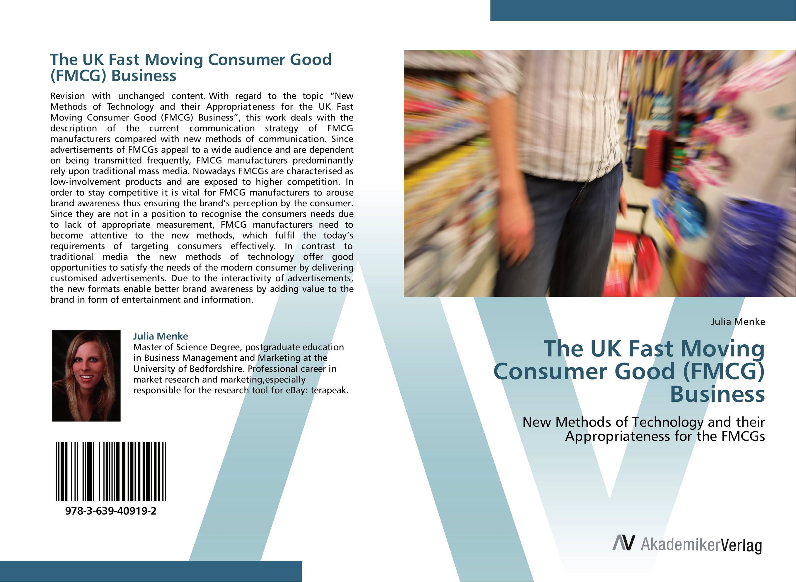 The UK Fast Moving Consumer Good (FMCG) Business the uk fast moving consumer good fmcg business