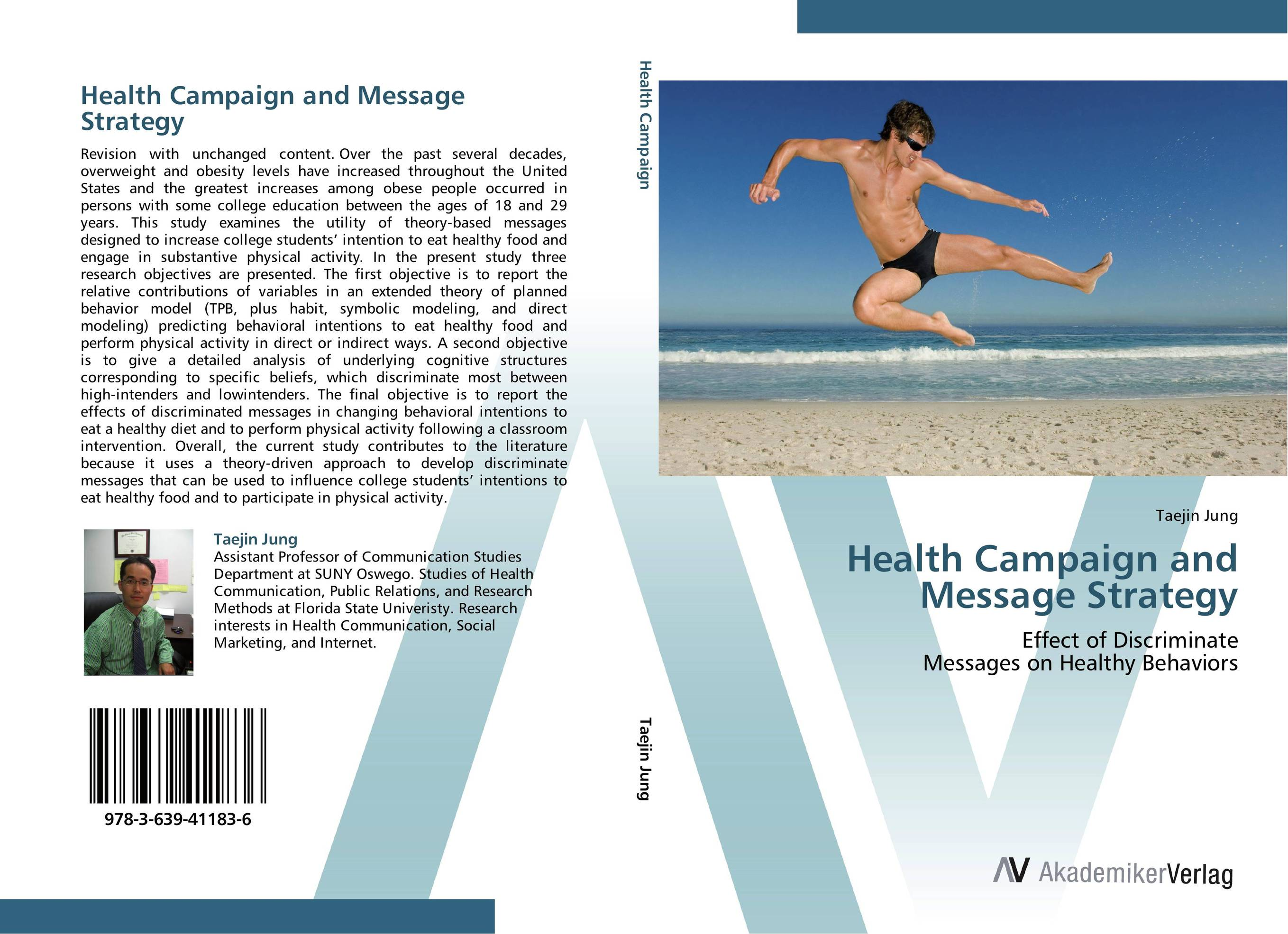 Health Campaign and Message Strategy relationship between physical activity level and exercise capacity