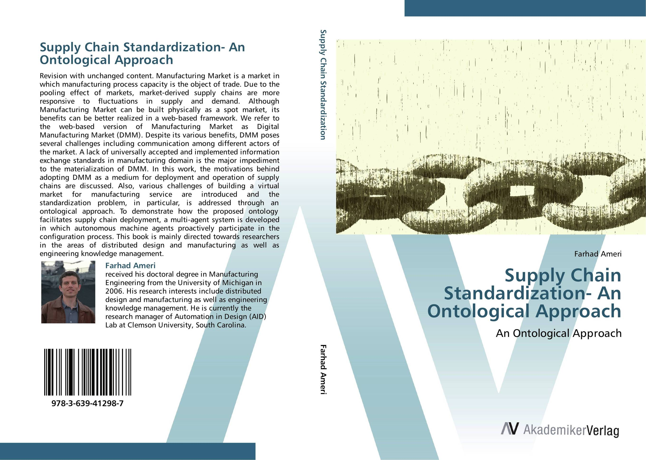 Supply Chain Standardization- An Ontological Approach charles chase w bricks matter the role of supply chains in building market driven differentiation