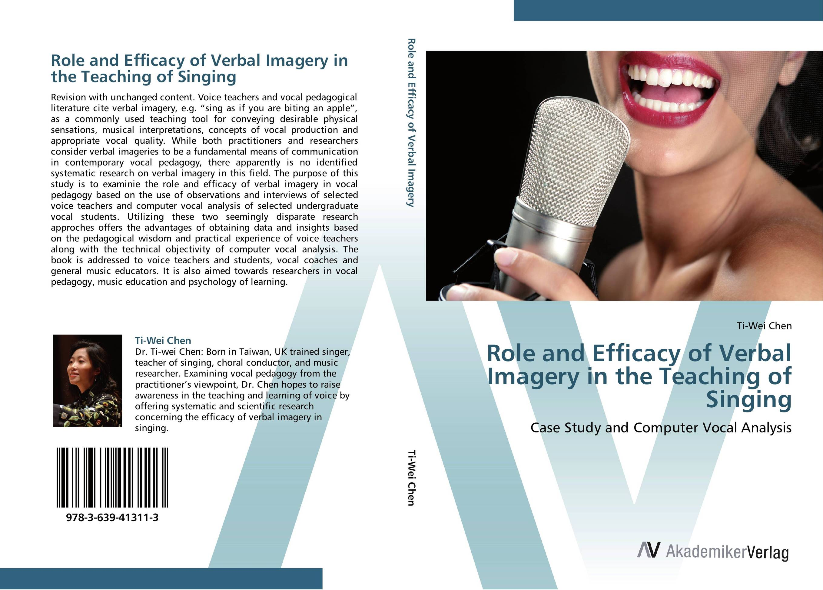 Role and Efficacy of Verbal Imagery in the Teaching of Singing cite marilou