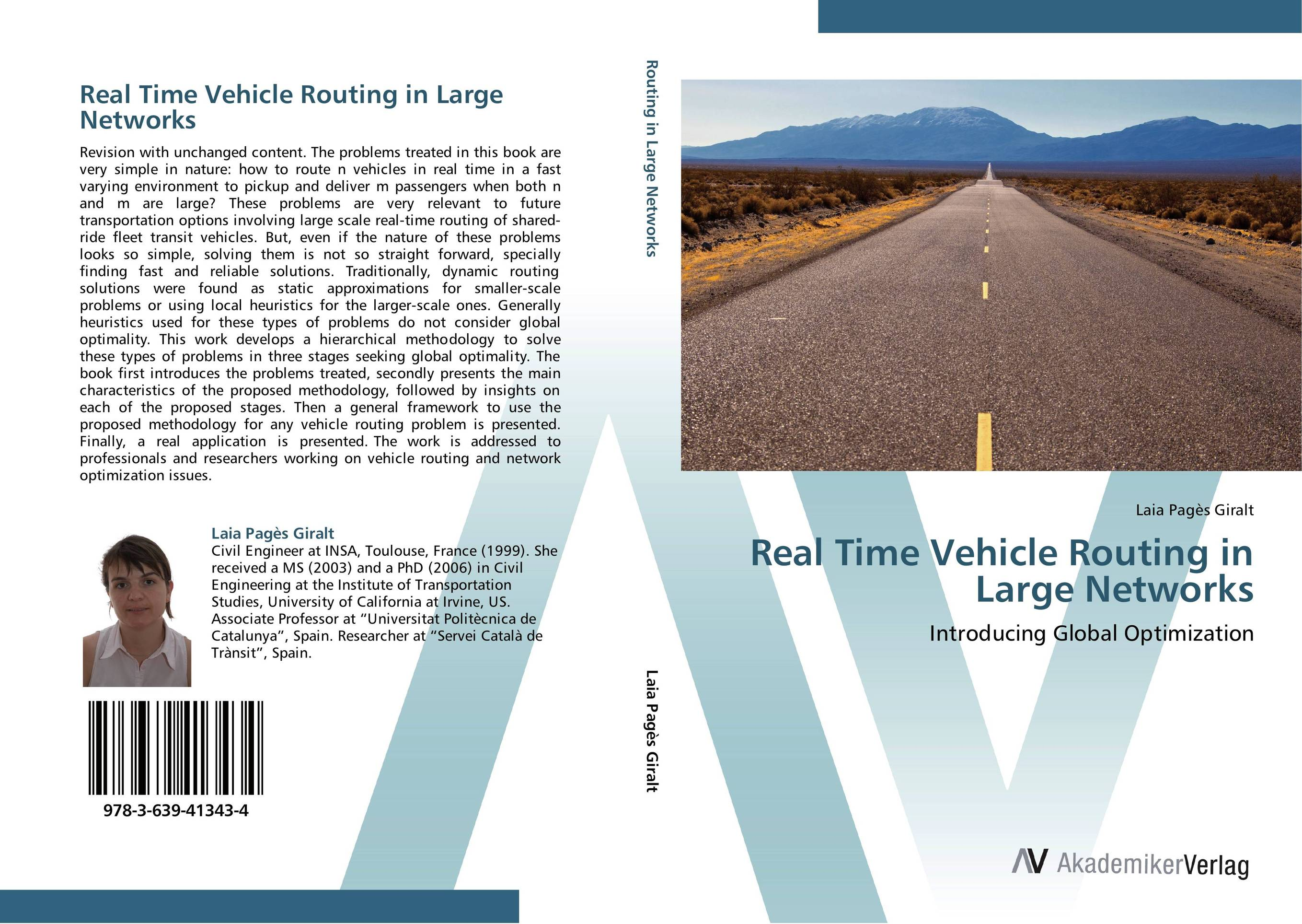 Real Time Vehicle Routing in Large Networks models for a class of sustainable supply chain routing problems