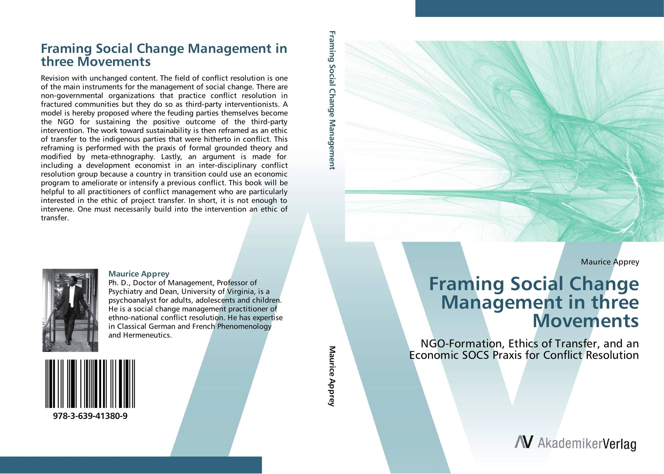 Framing Social Change Management in three Movements купить