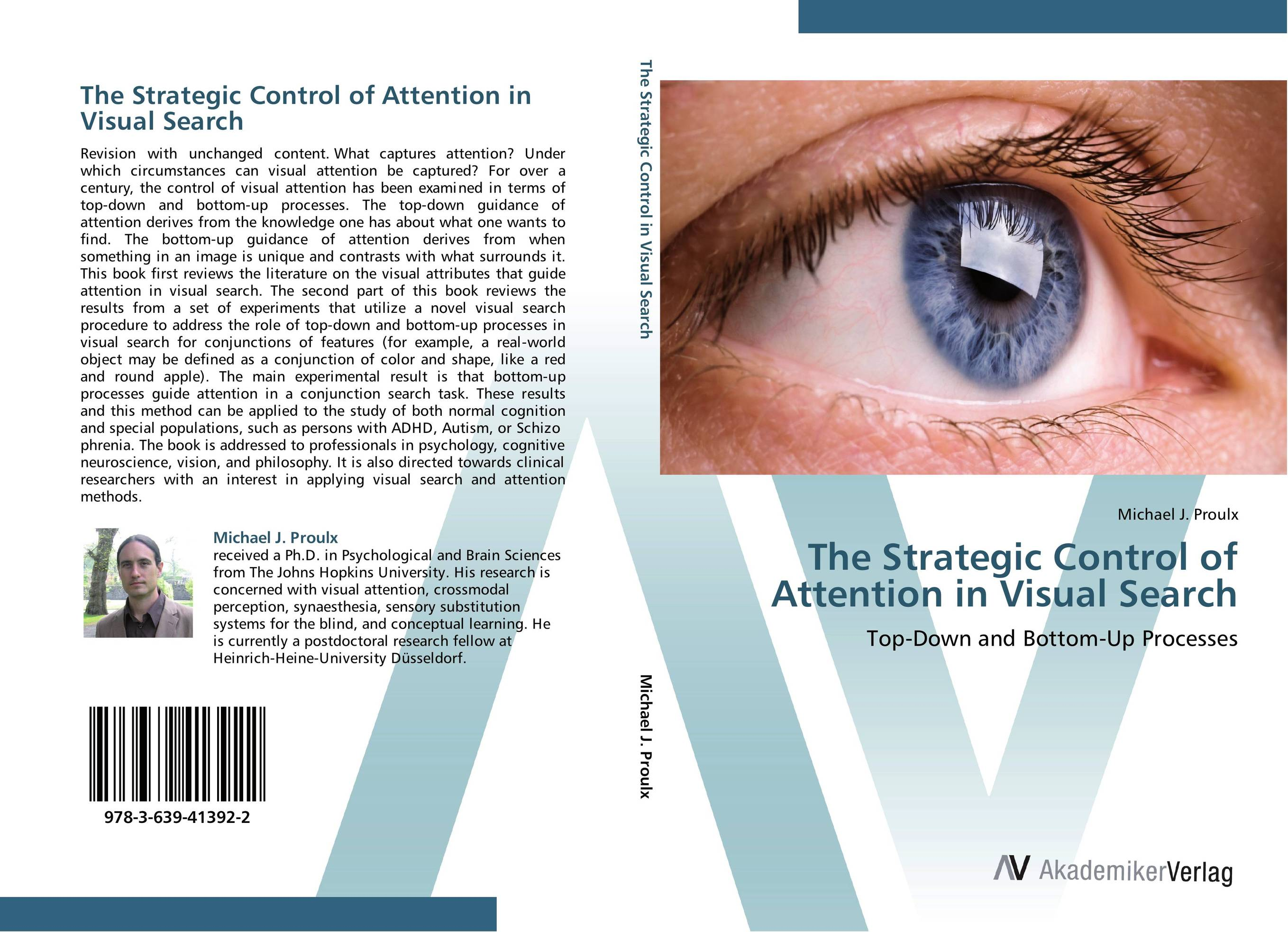 The Strategic Control of Attention in Visual Search david abner j visual guide to etfs