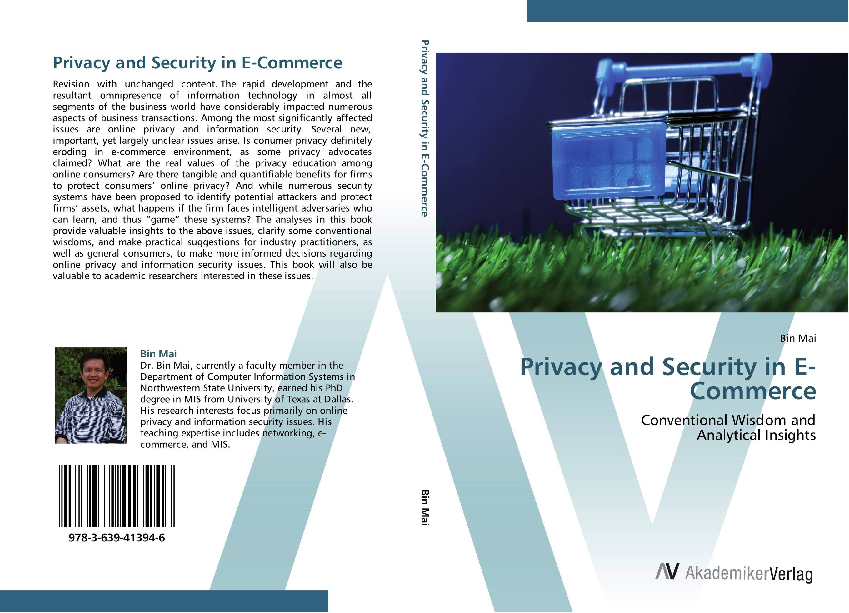 Privacy and Security in E-Commerce developing e commerce application with enhanced security level