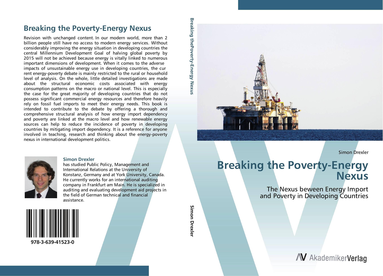 Breaking the Poverty-Energy Nexus lacalle daniel the energy world is flat
