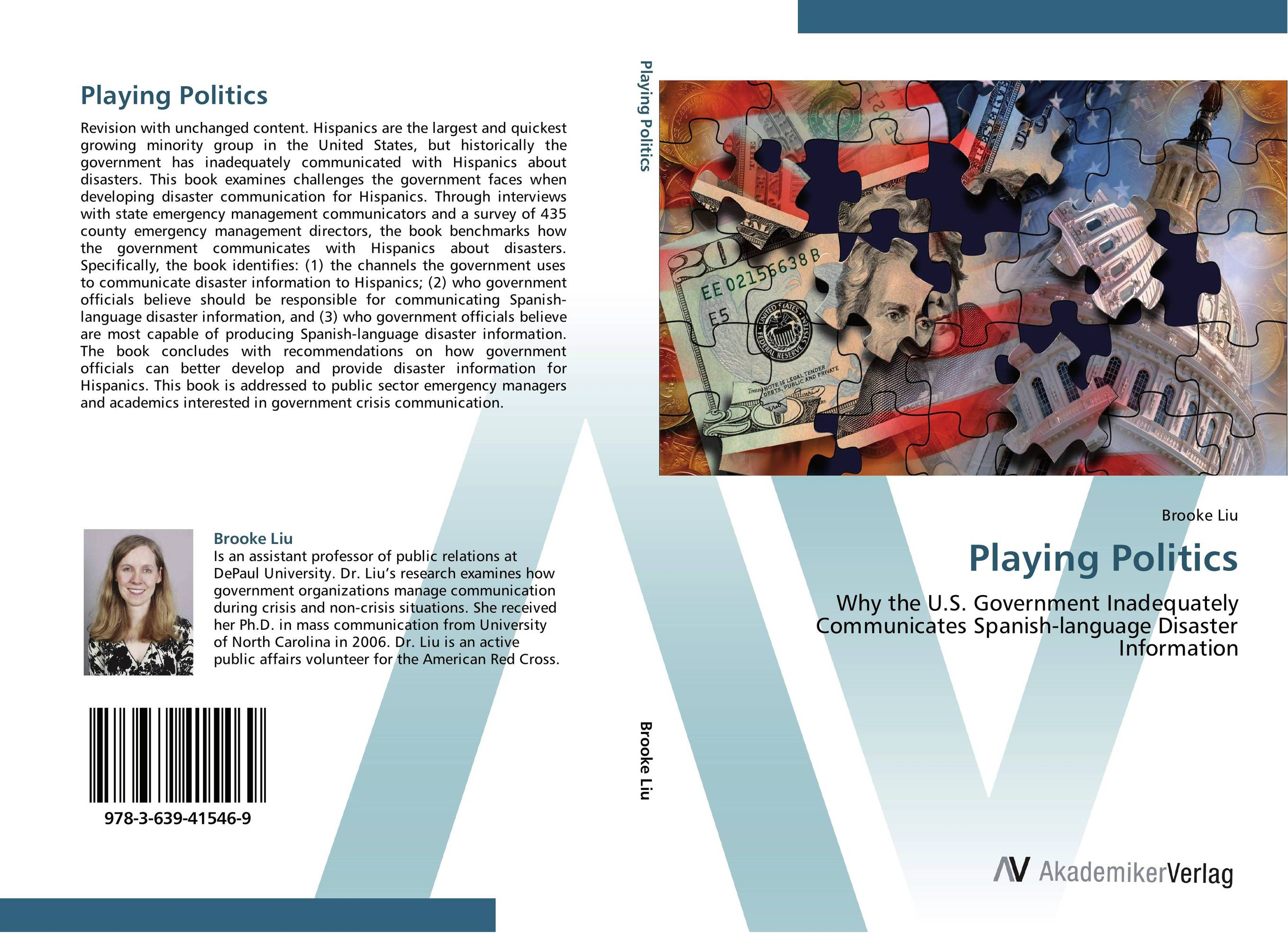Playing Politics disaster management