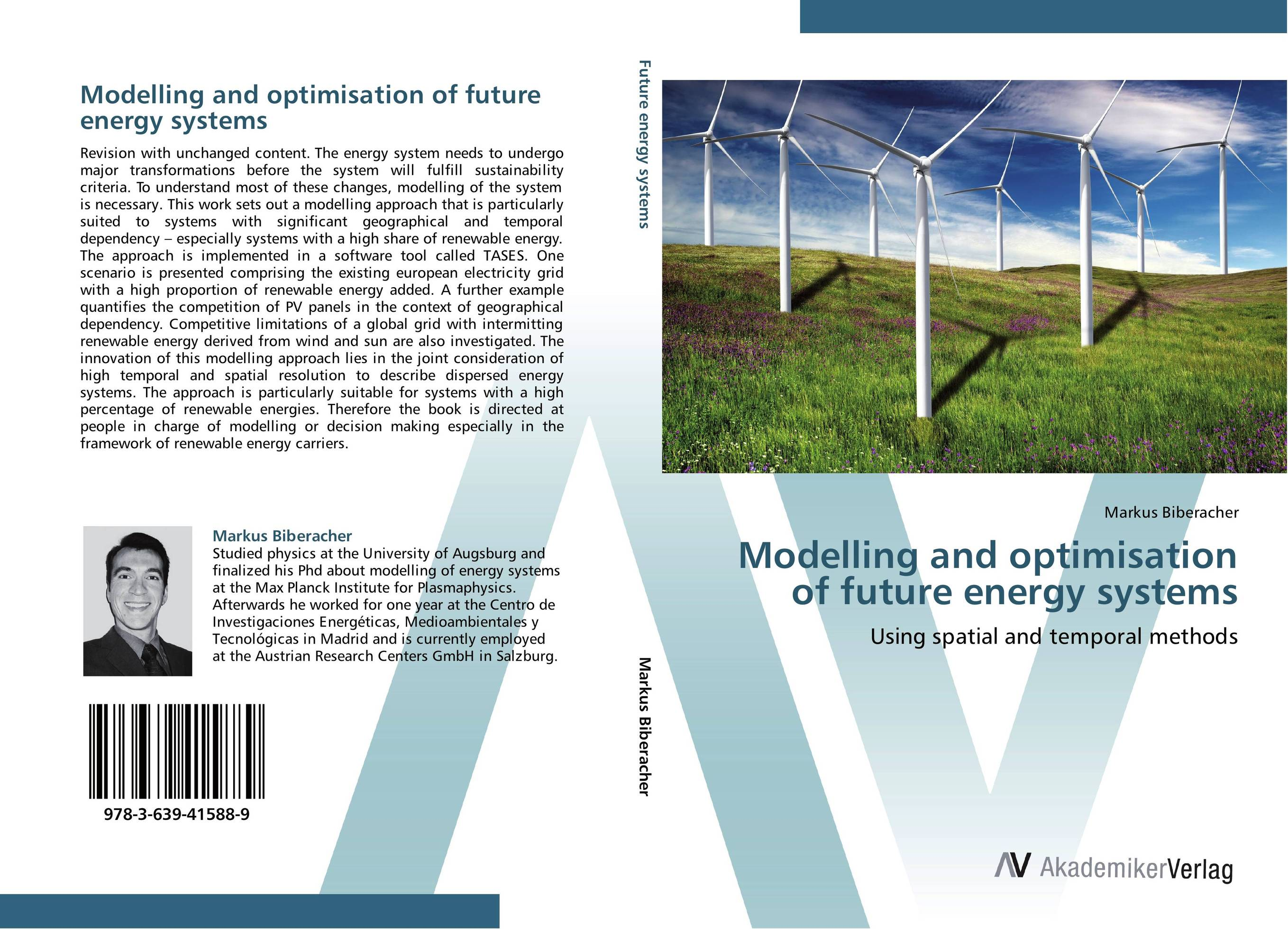 Modelling and optimisation of future energy systems manufacturing systems modelling
