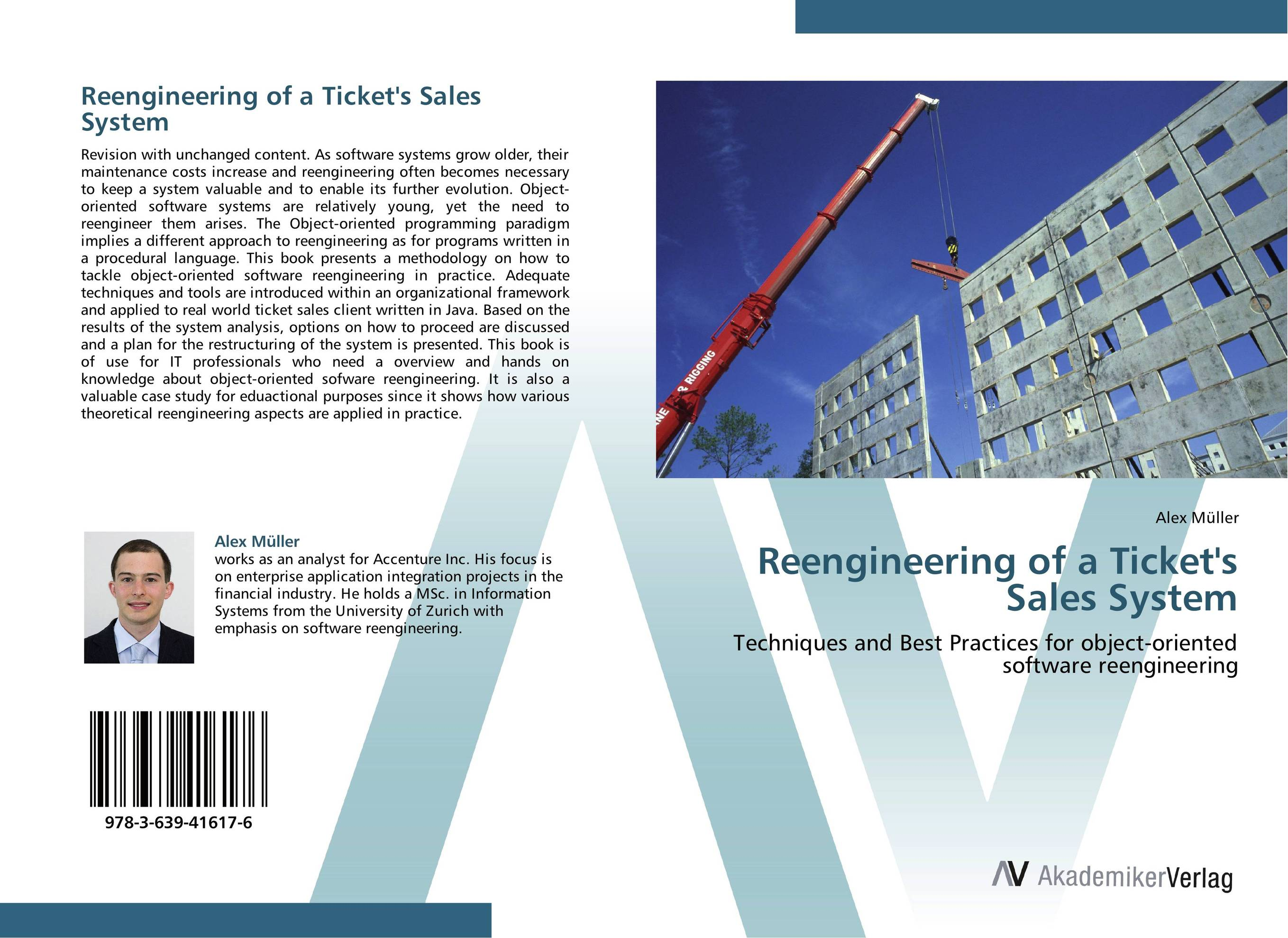 Reengineering of a Ticket's Sales System alexander mishkin how to stay young it