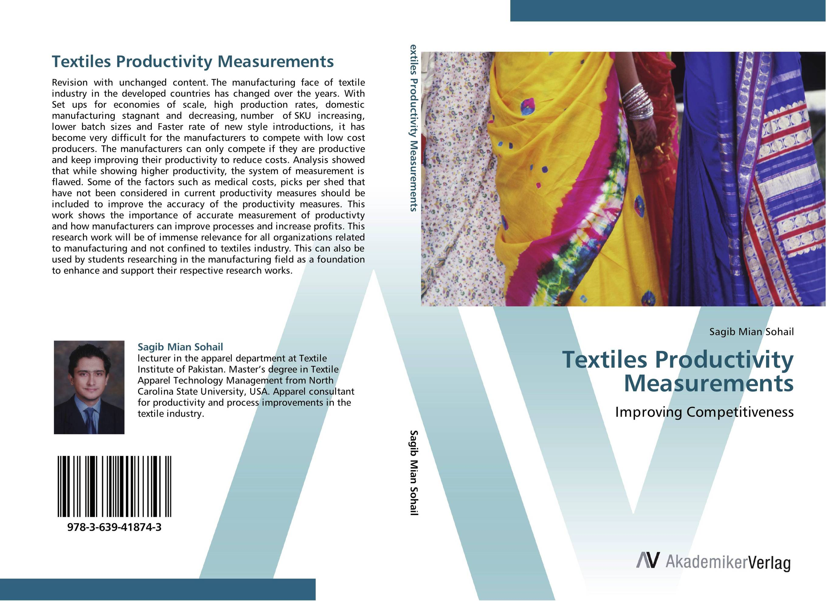 Textiles Productivity Measurements new england textiles in the nineteenth century – profits