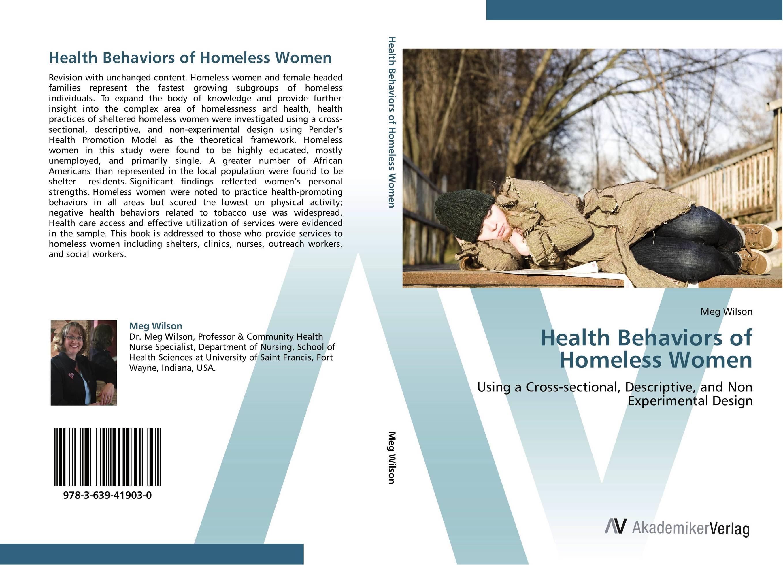 Health Behaviors of Homeless Women